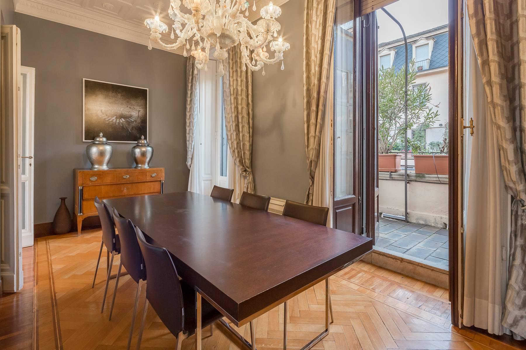 Appartamento in Affitto a Milano: 5 locali, 250 mq - Foto 12