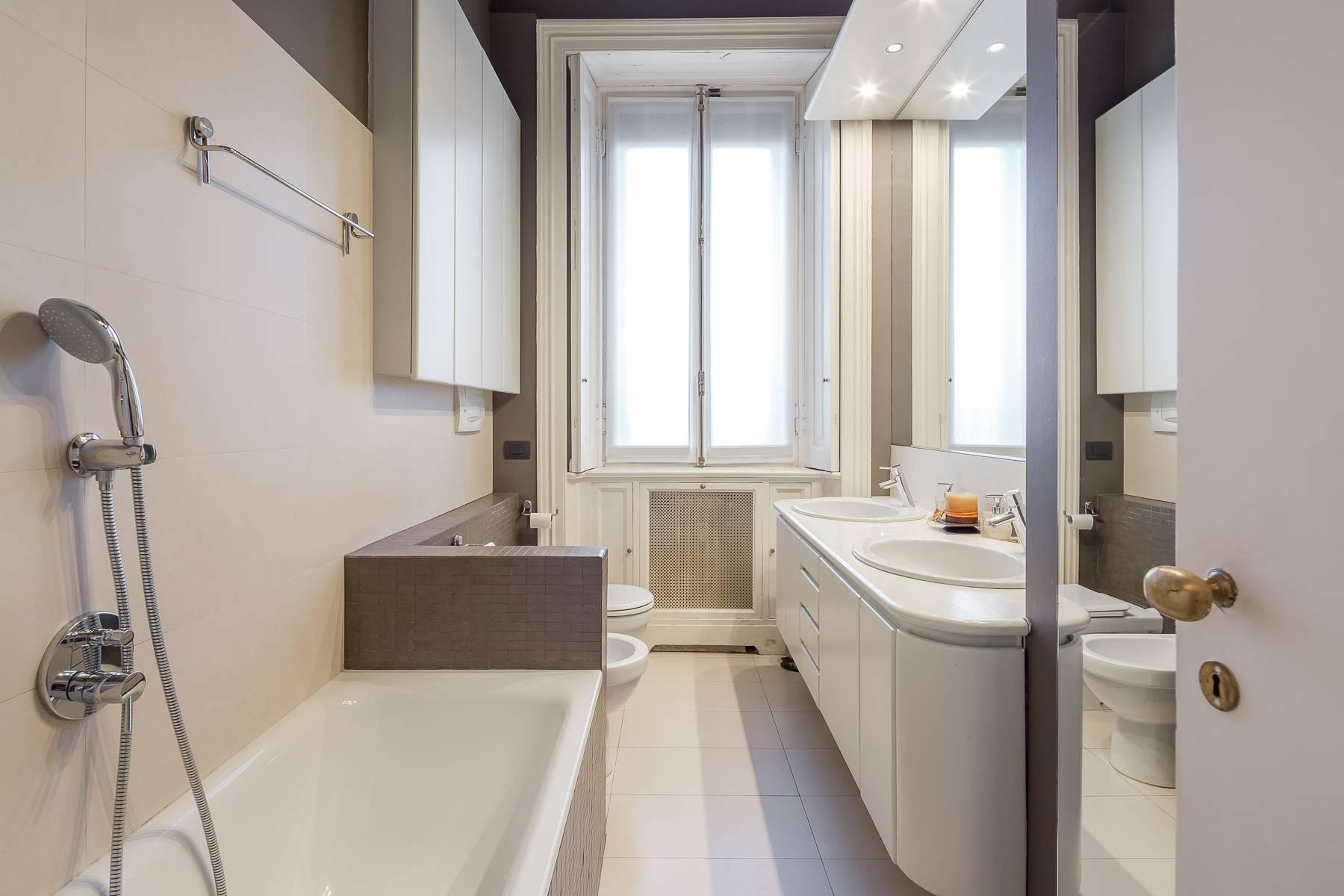 Appartamento in Affitto a Milano: 5 locali, 250 mq - Foto 24
