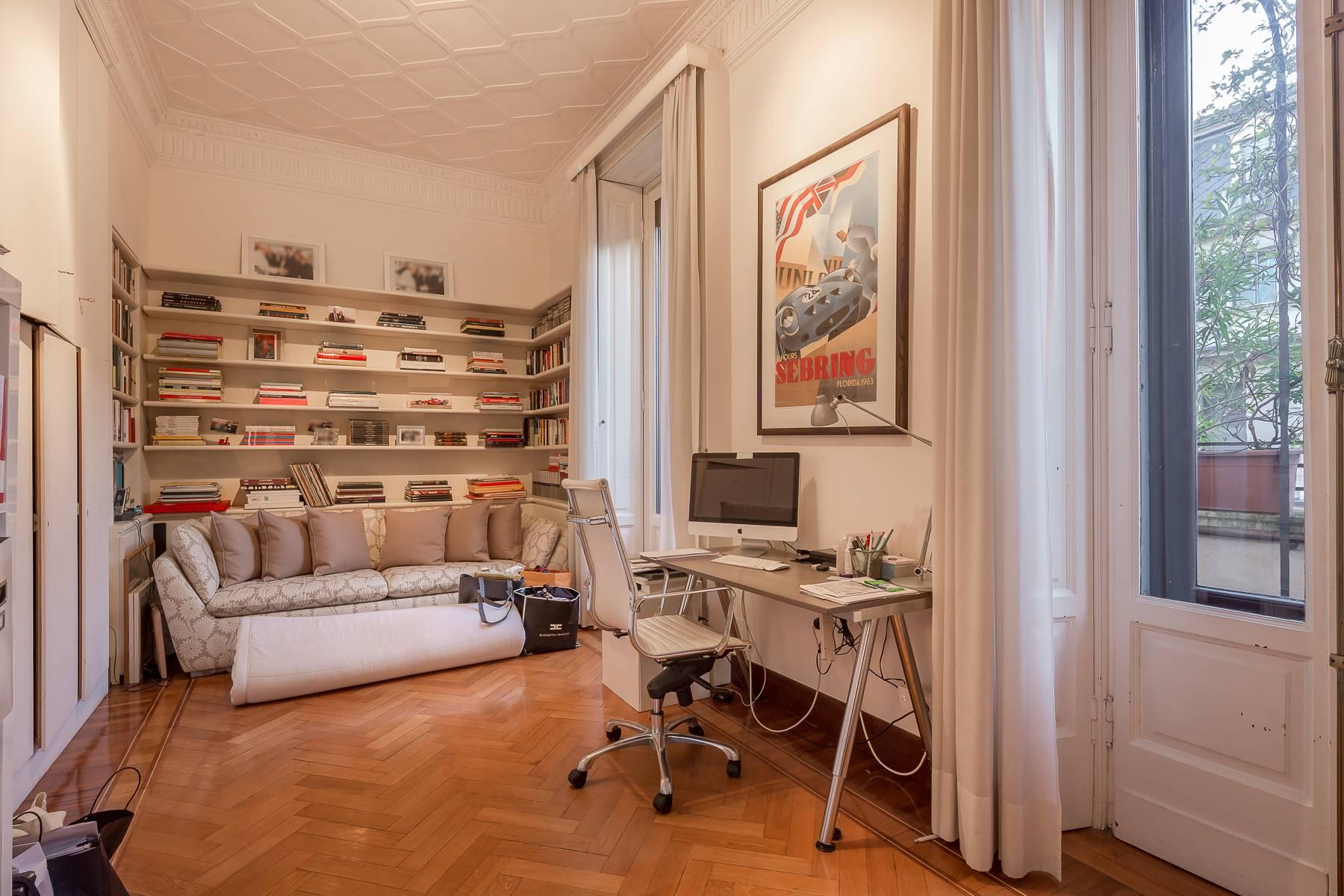 Appartamento in Affitto a Milano: 5 locali, 250 mq - Foto 19