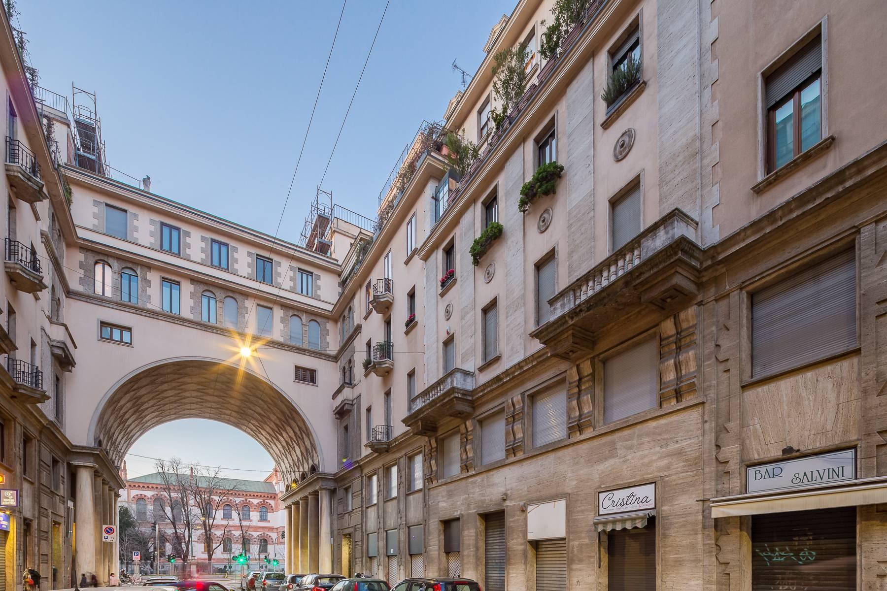 Appartamento in Affitto a Milano: 5 locali, 250 mq - Foto 28