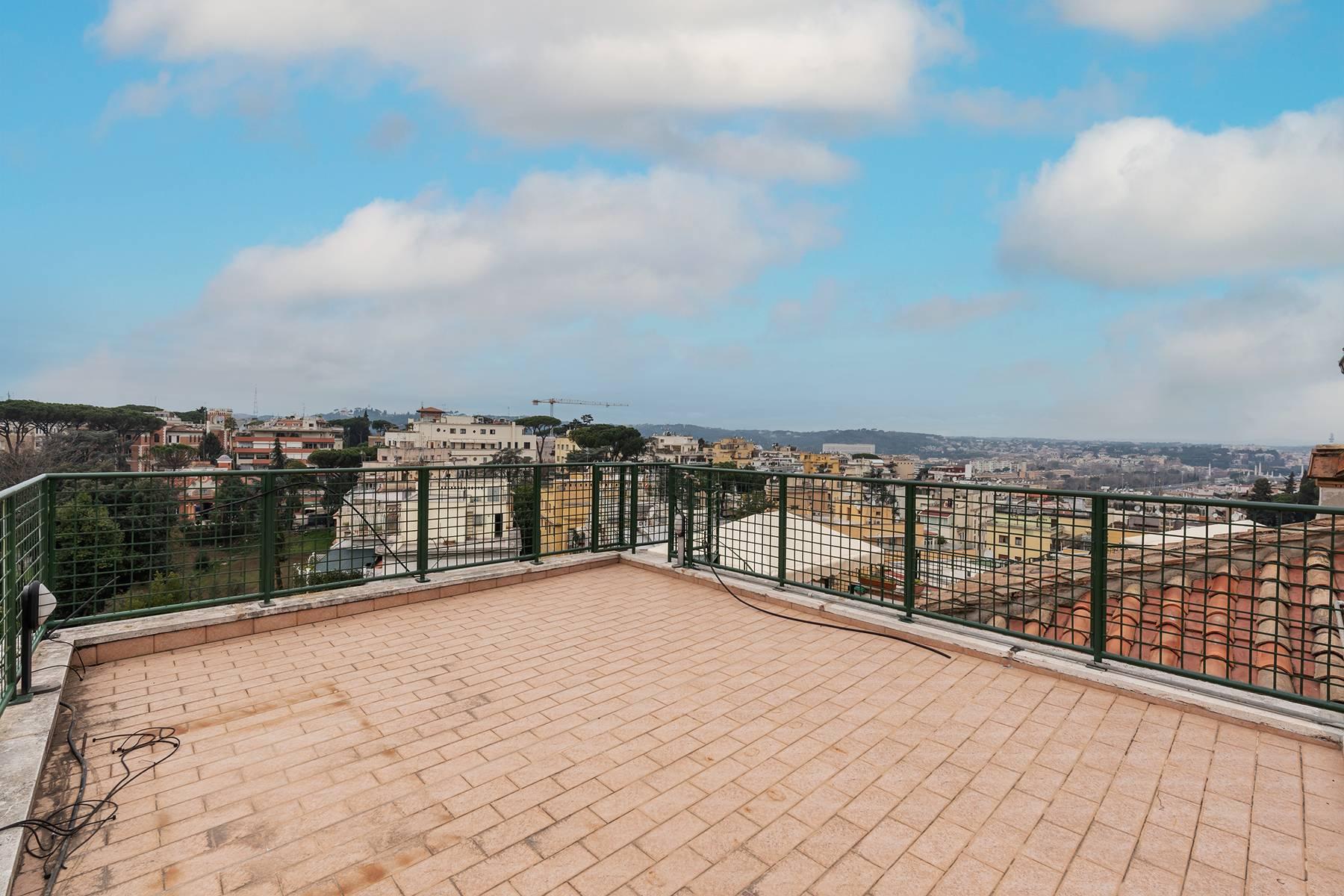 Attico in Affitto a Roma: 5 locali, 250 mq - Foto 15