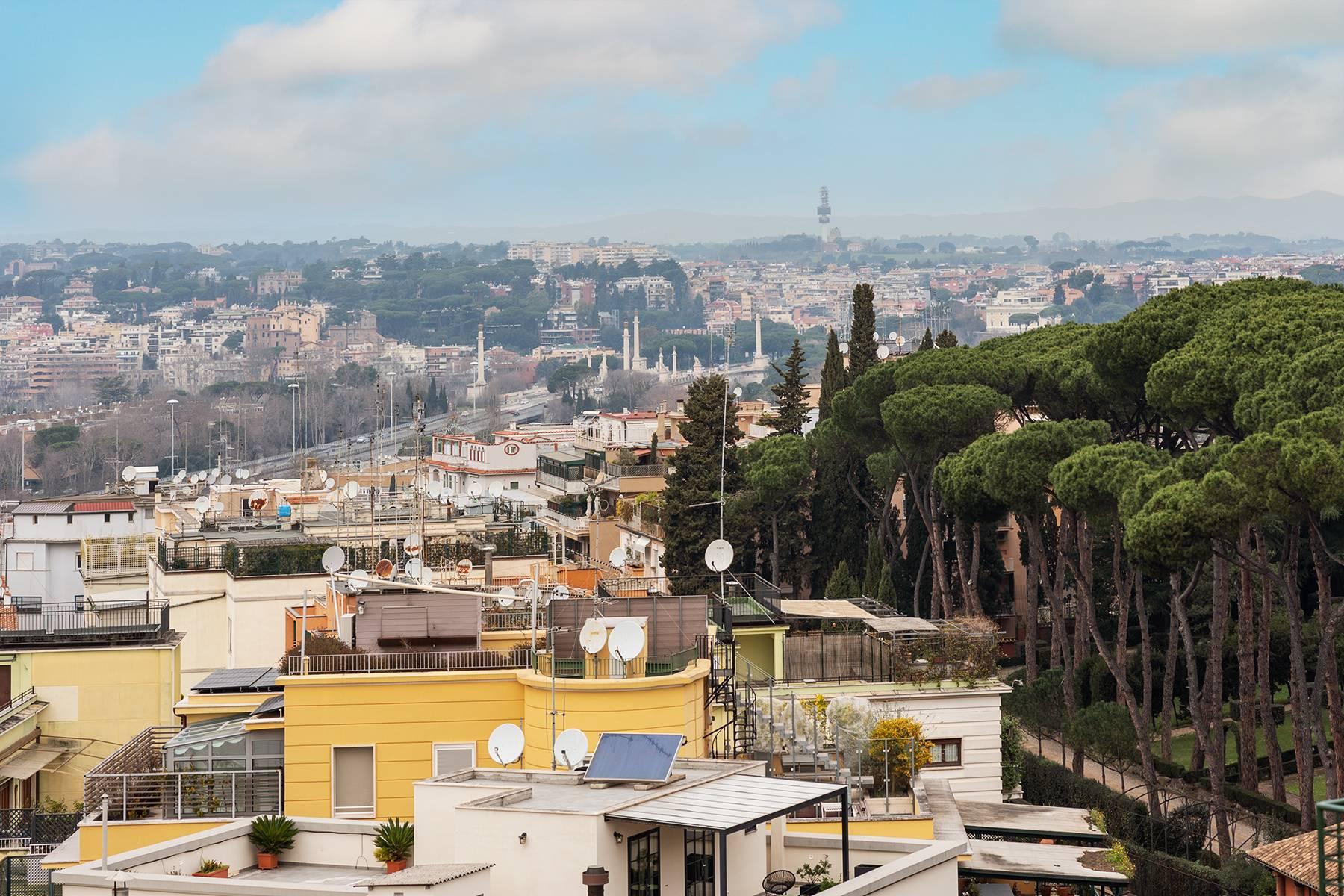 Attico in Affitto a Roma: 5 locali, 250 mq - Foto 19