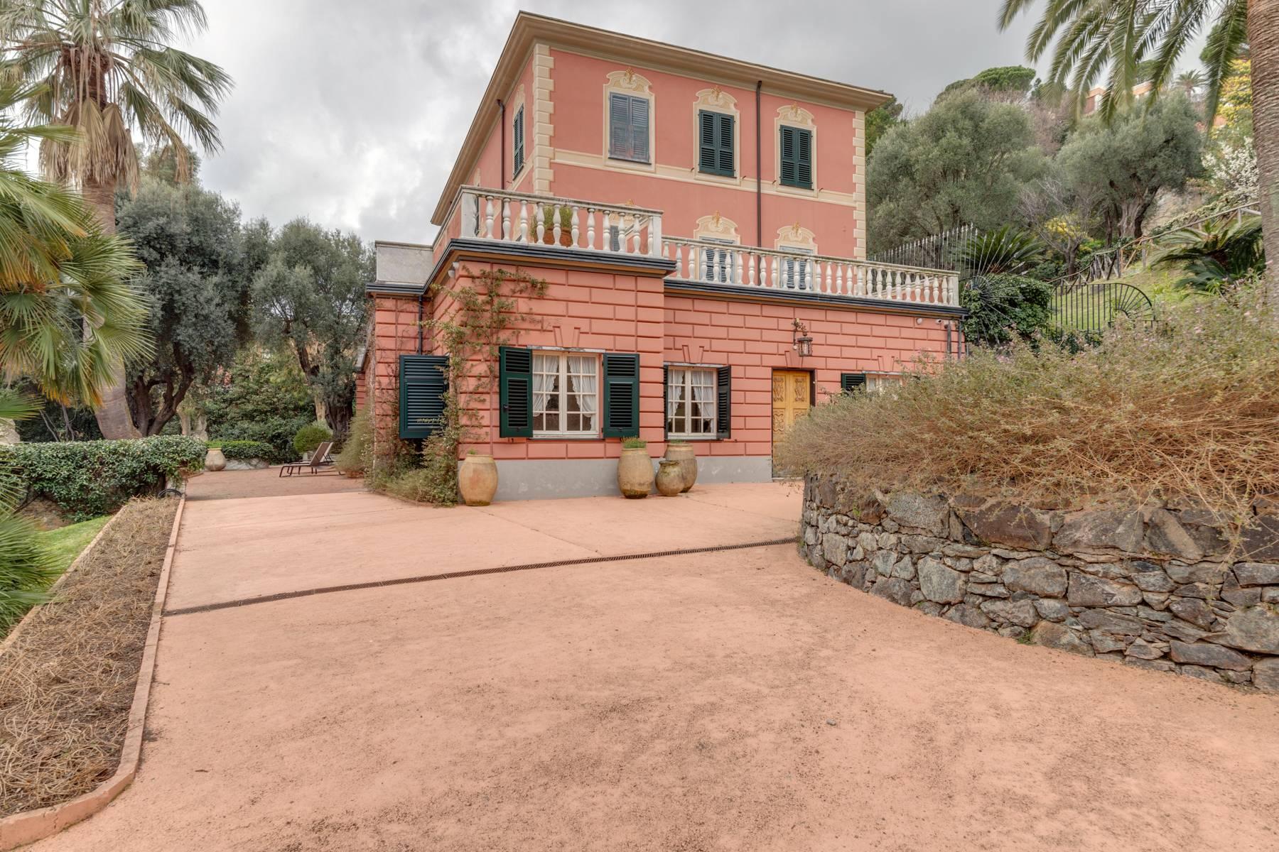 Villa in Vendita a Arenzano: 5 locali, 600 mq - Foto 3