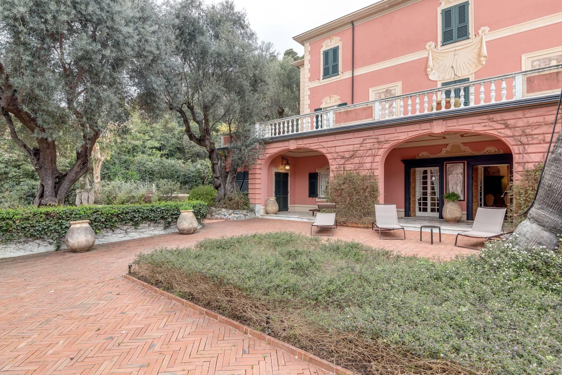 Villa in Vendita a Arenzano: 5 locali, 600 mq - Foto 4