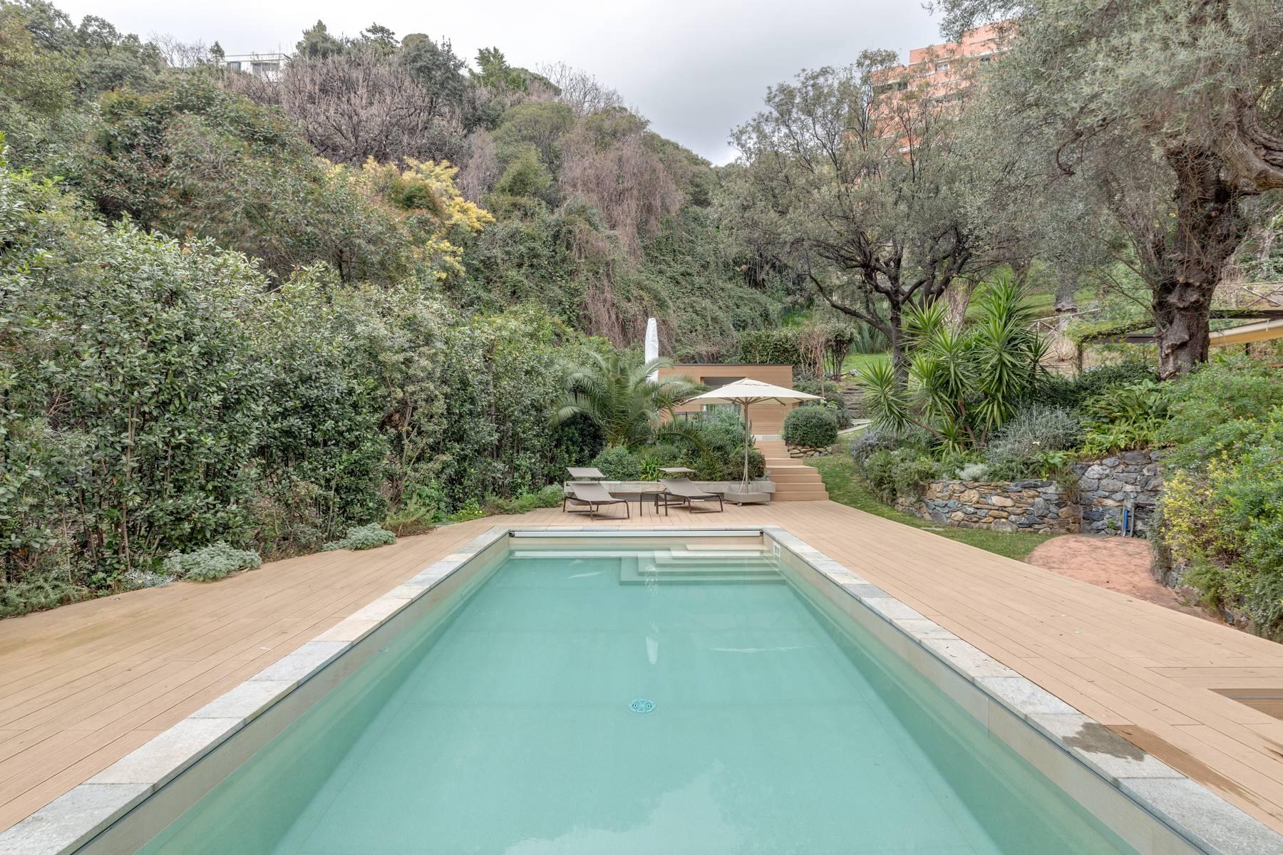 Villa in Vendita a Arenzano: 5 locali, 600 mq - Foto 8