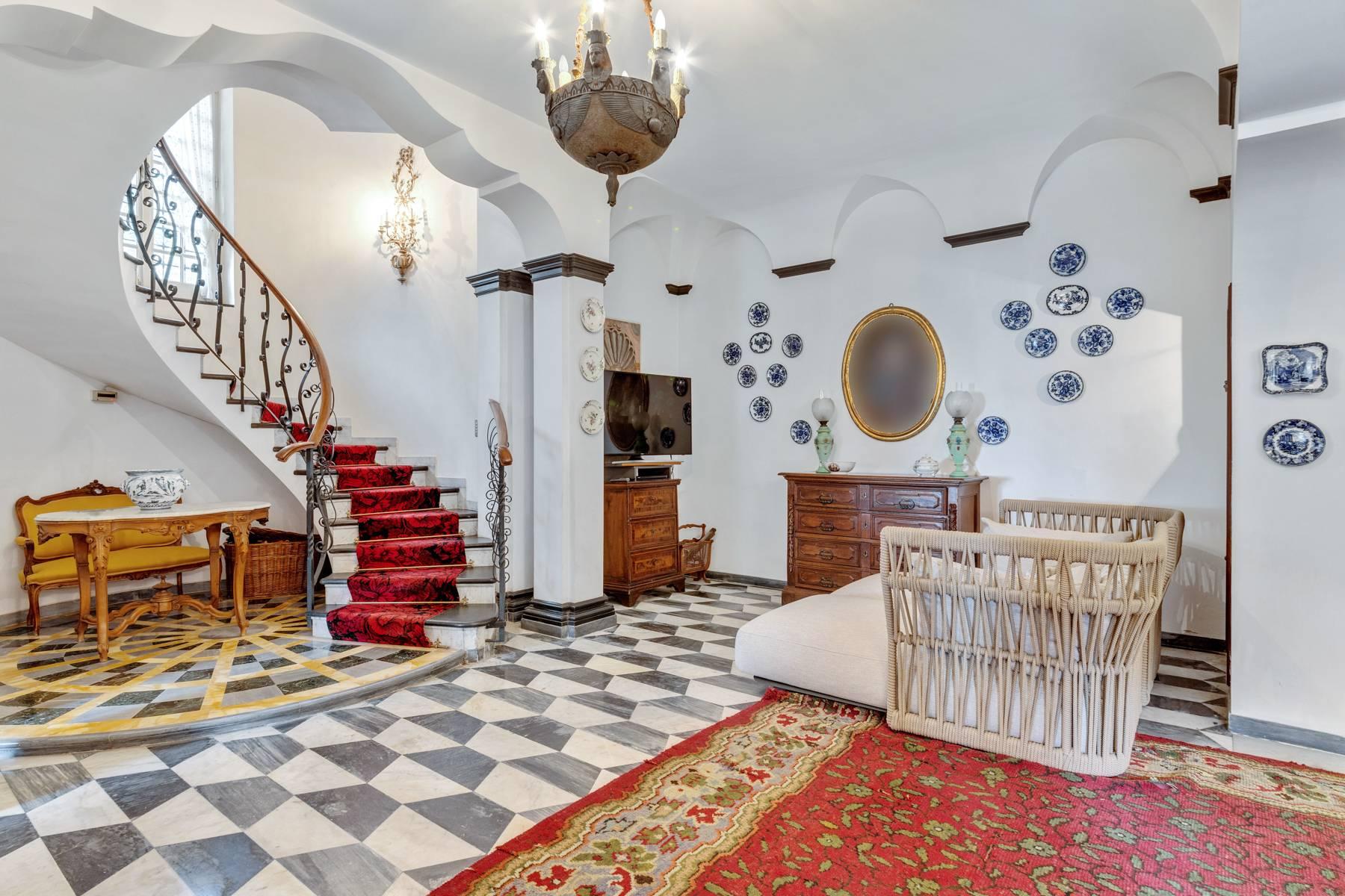 Villa in Vendita a Arenzano: 5 locali, 600 mq - Foto 7