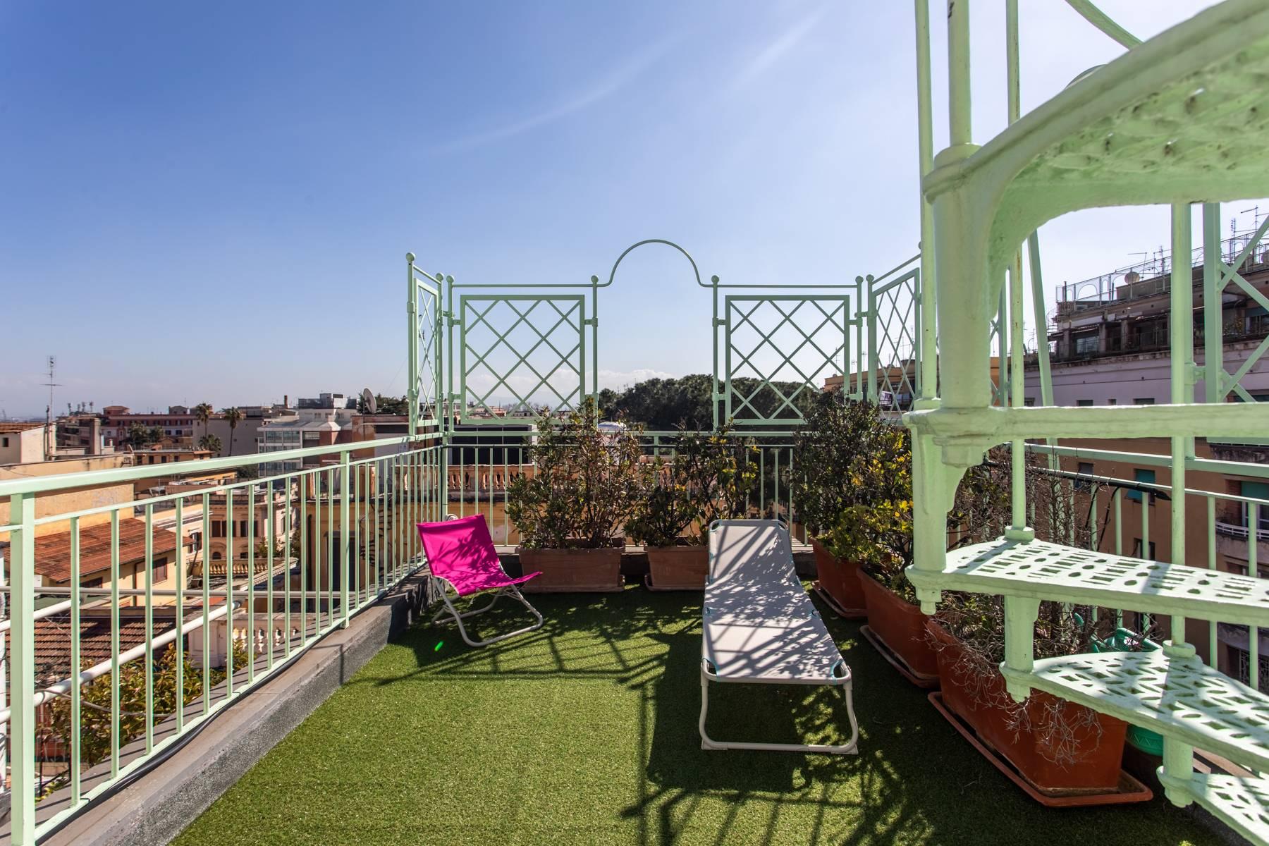 Attico in Affitto a Roma: 3 locali, 50 mq - Foto 1