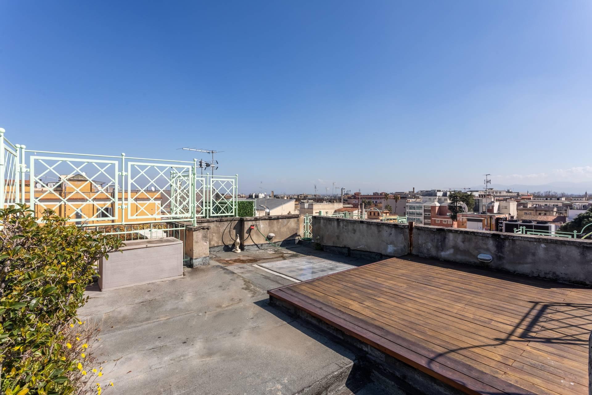 Attico in Affitto a Roma: 3 locali, 50 mq - Foto 15