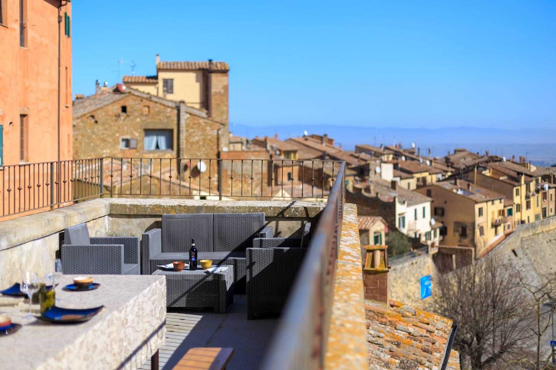 Appartamento in Vendita a Montepulciano via del macellino