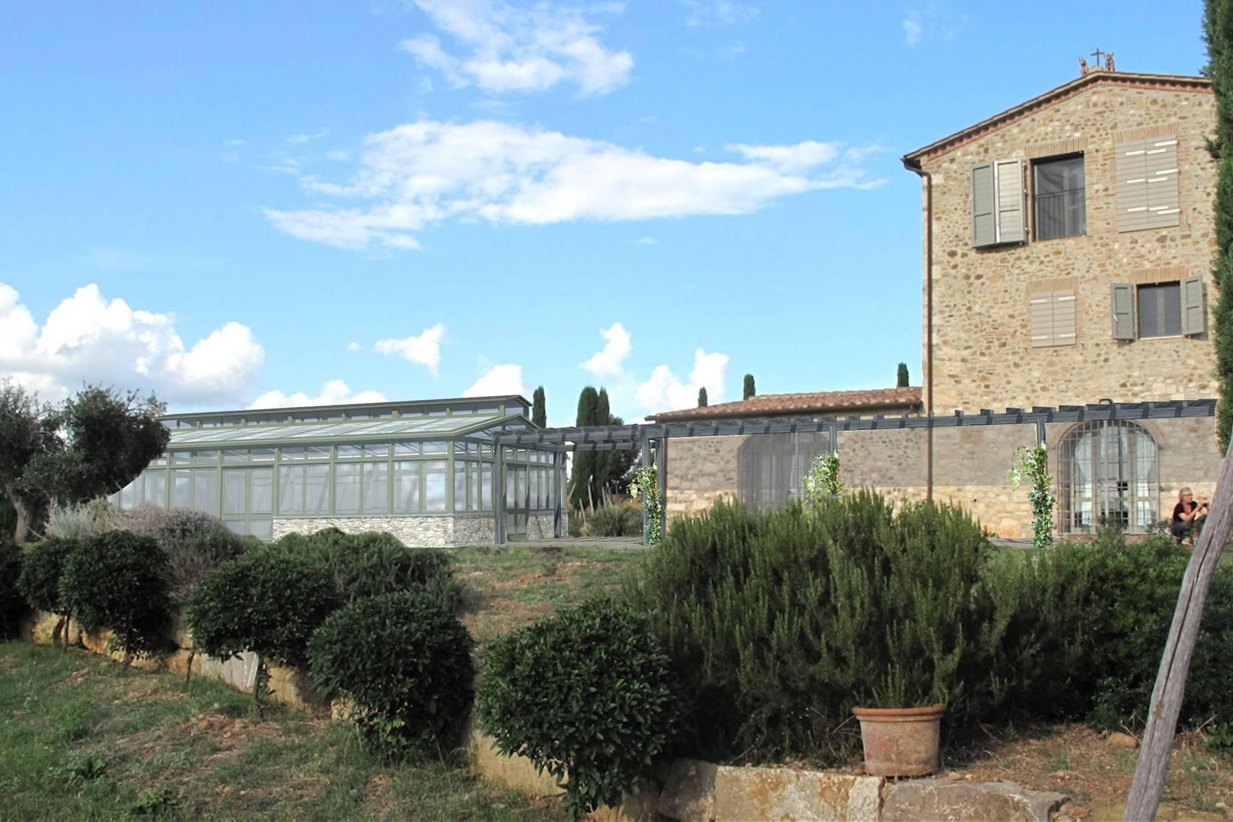 Rustico in Vendita a Magliano In Toscana: 5 locali, 1044 mq - Foto 30