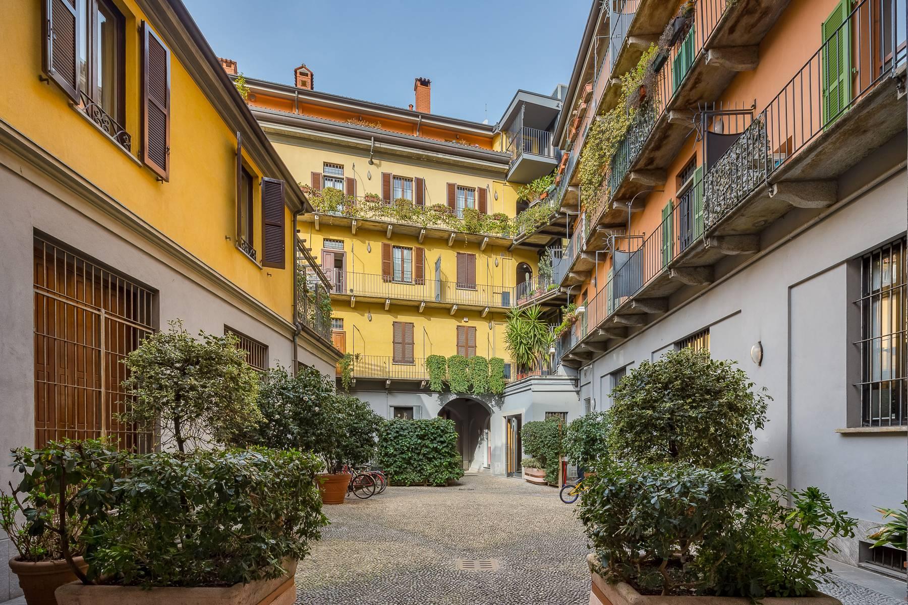 Appartamento in Affitto a Milano corso como