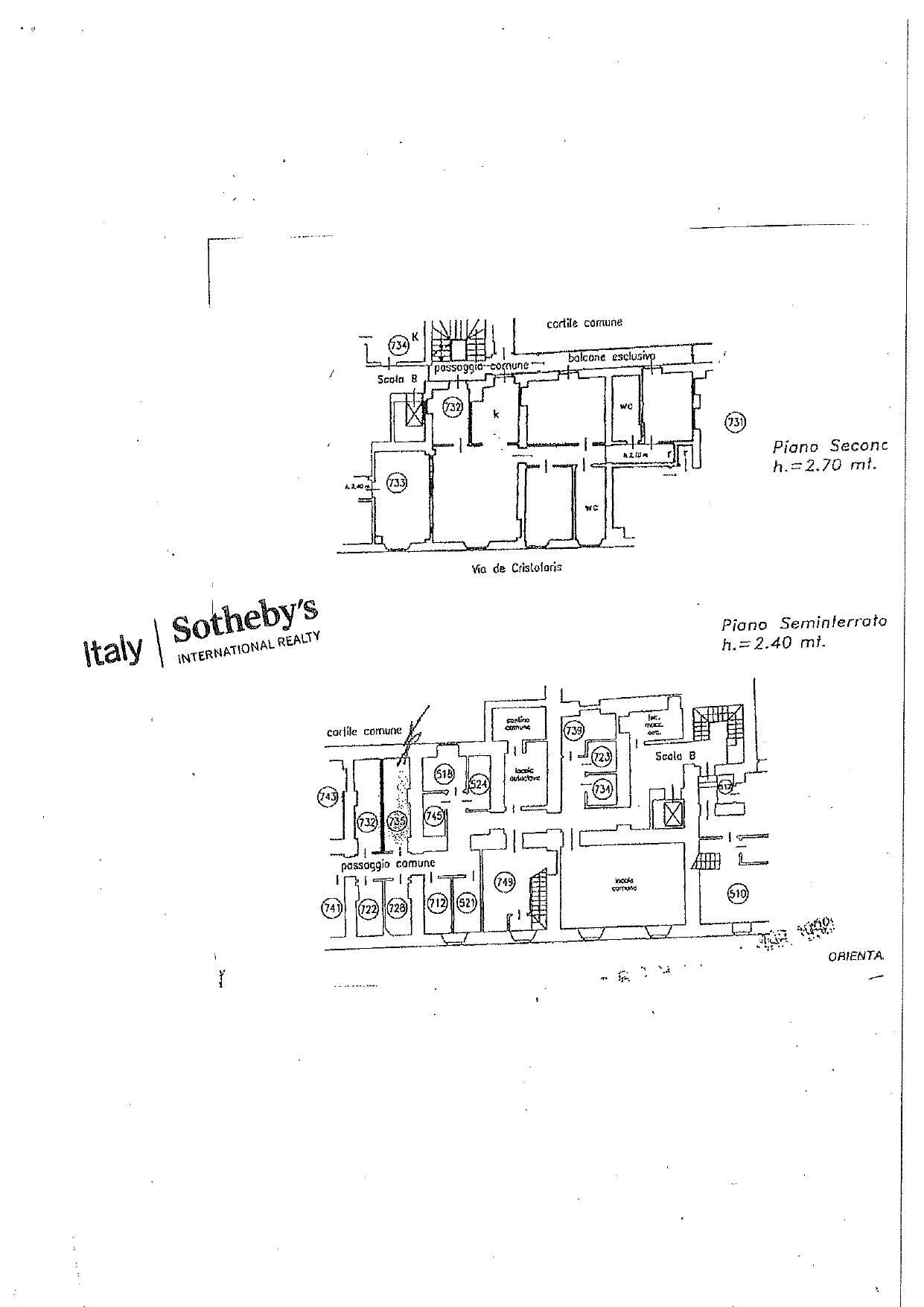 Appartamento in Affitto a Milano: 4 locali, 120 mq - Foto 30