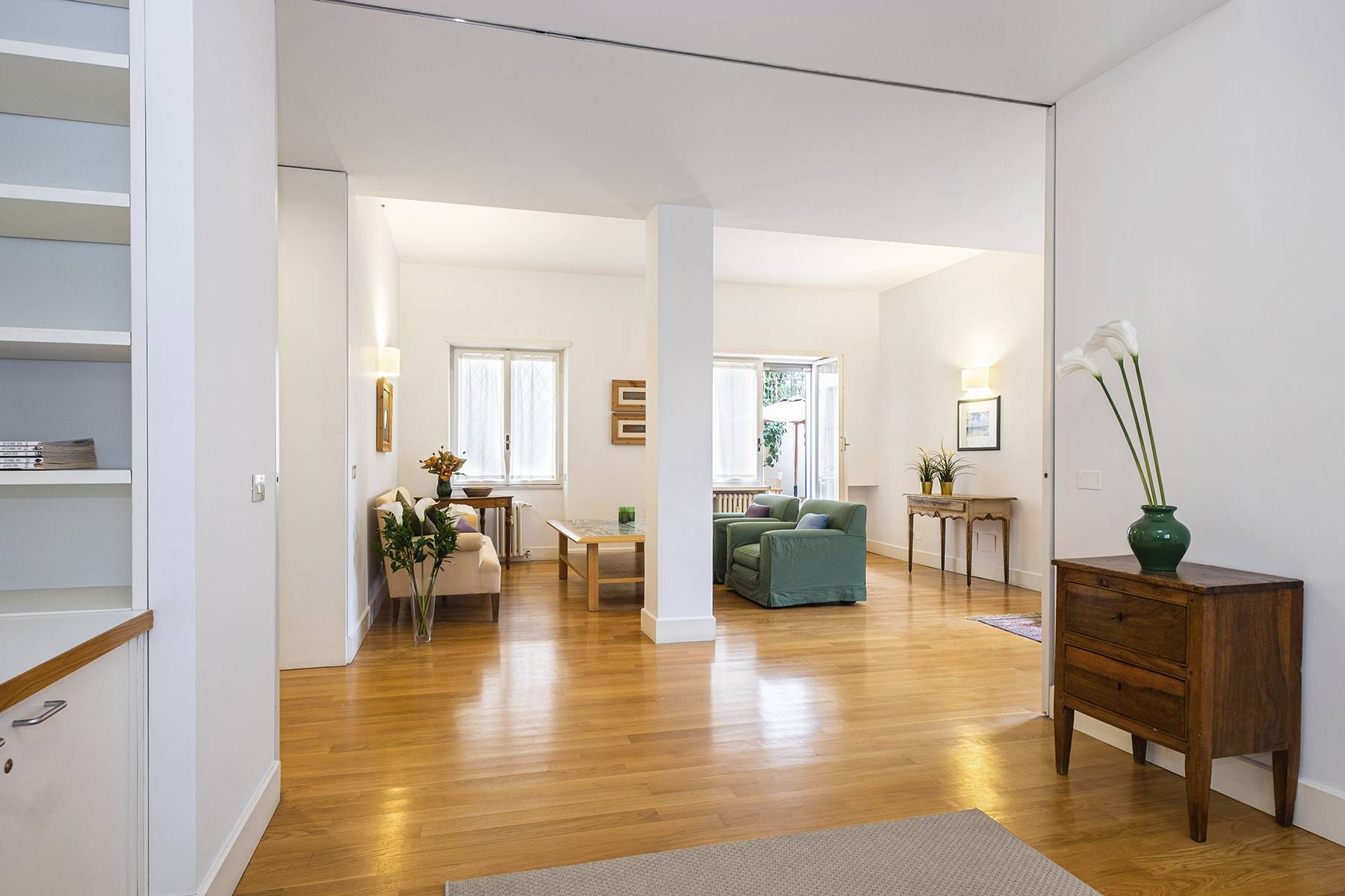 Appartamento in Affitto a Roma: 5 locali, 140 mq - Foto 13