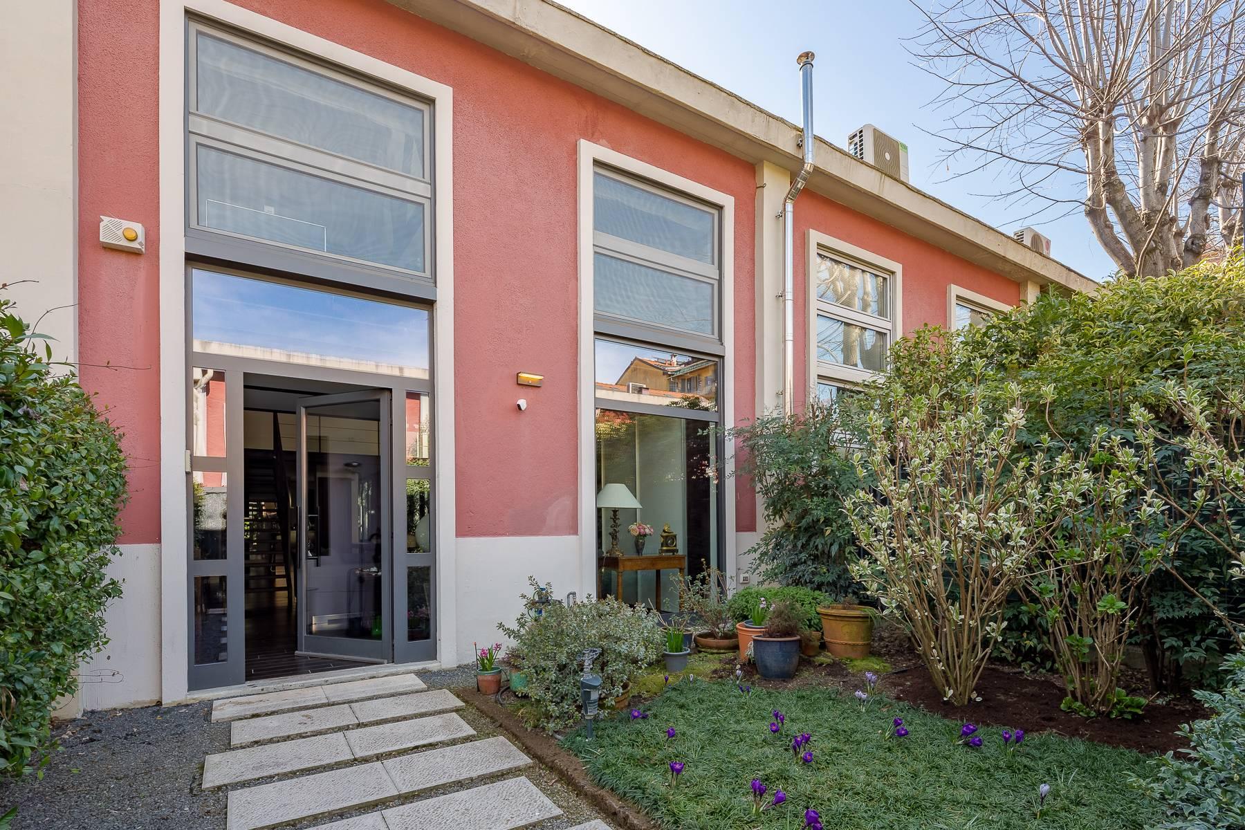 Appartamento in Vendita a Milano via villapizzone