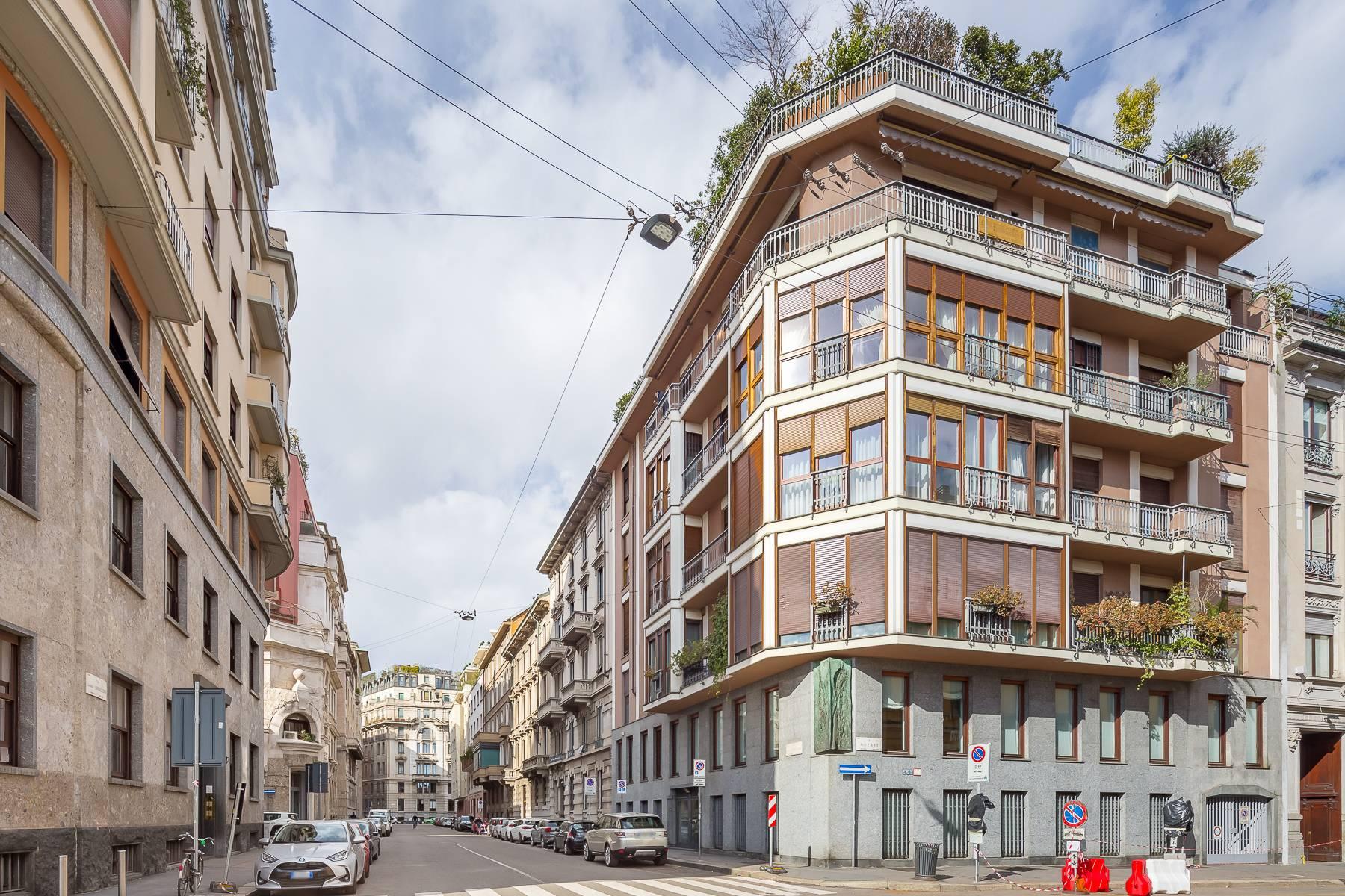 Appartamento in Vendita a Milano: 5 locali, 420 mq - Foto 24