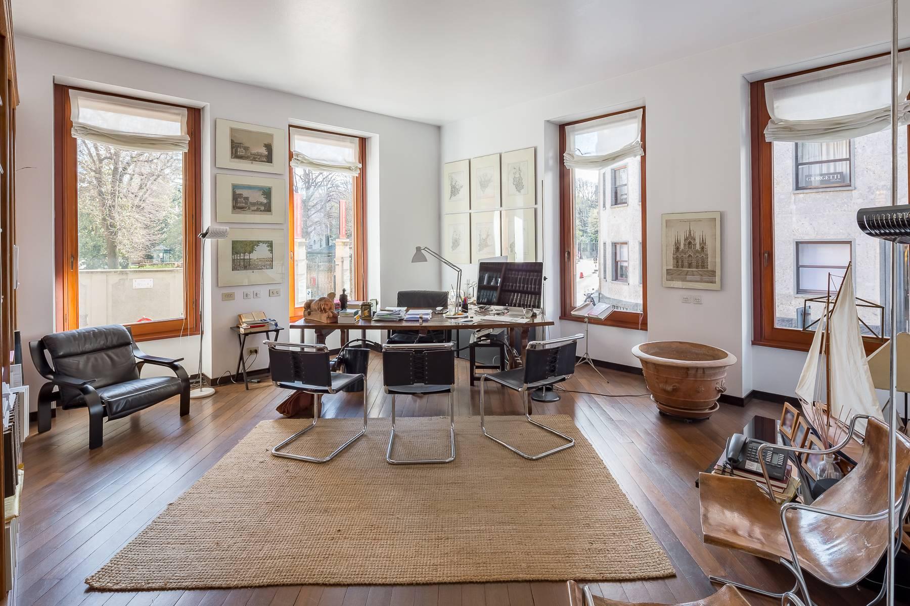Appartamento in Vendita a Milano: 5 locali, 420 mq - Foto 1