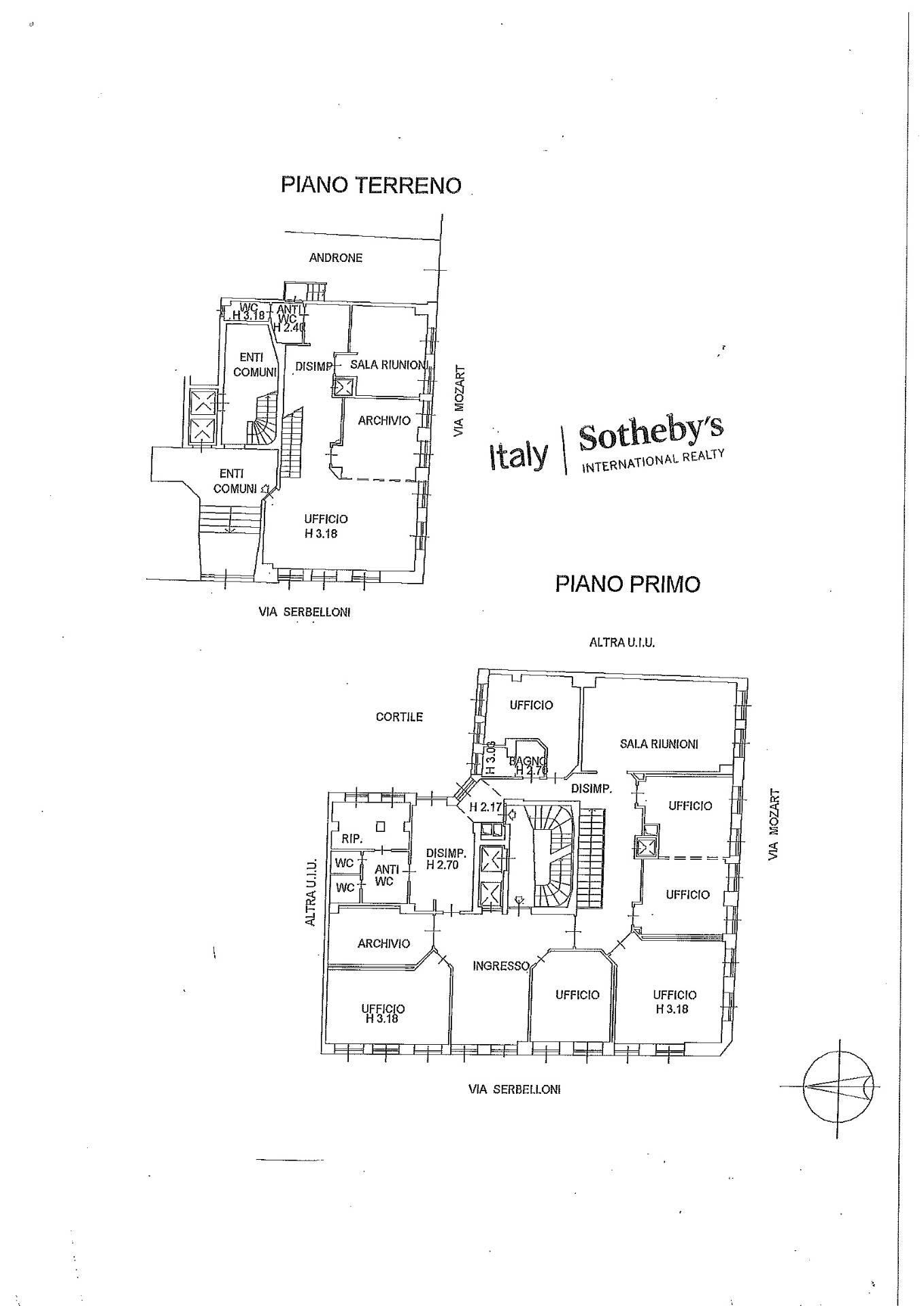 Appartamento in Vendita a Milano: 5 locali, 420 mq - Foto 25