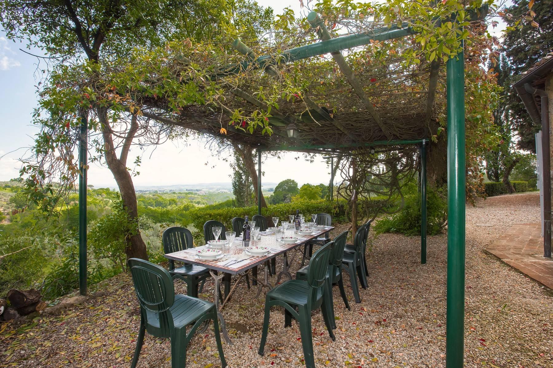Villa in Vendita a Siena: 5 locali, 487 mq - Foto 13