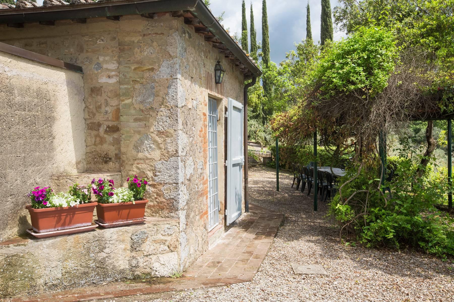 Villa in Vendita a Siena: 5 locali, 487 mq - Foto 16