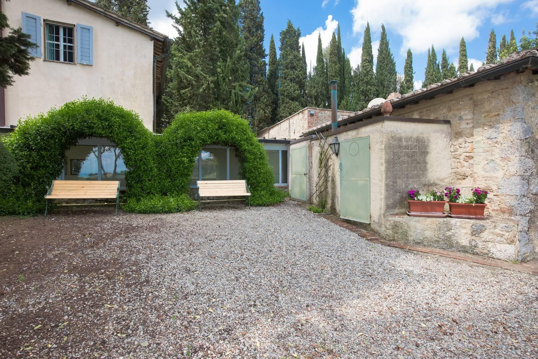 Villa in Vendita a Siena: 5 locali, 487 mq - Foto 15