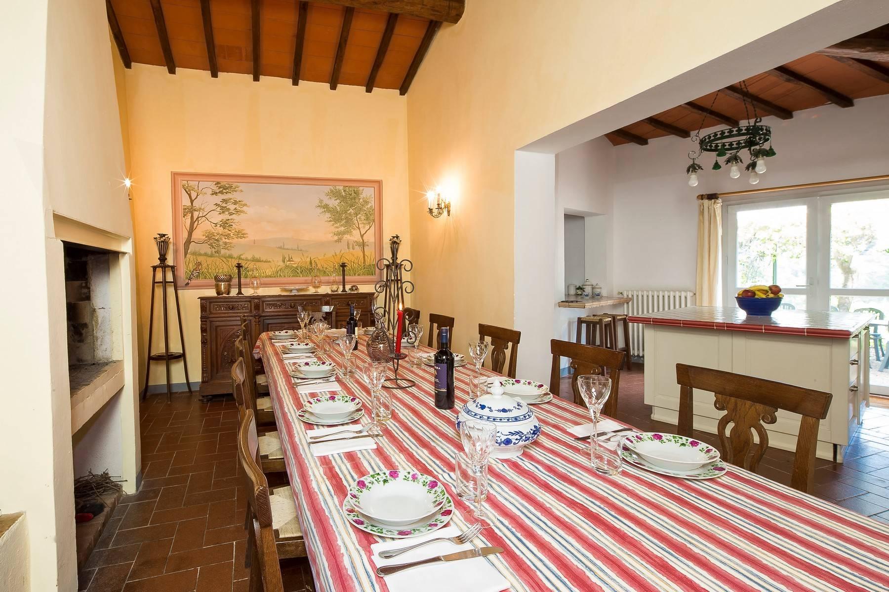 Villa in Vendita a Siena: 5 locali, 487 mq - Foto 8