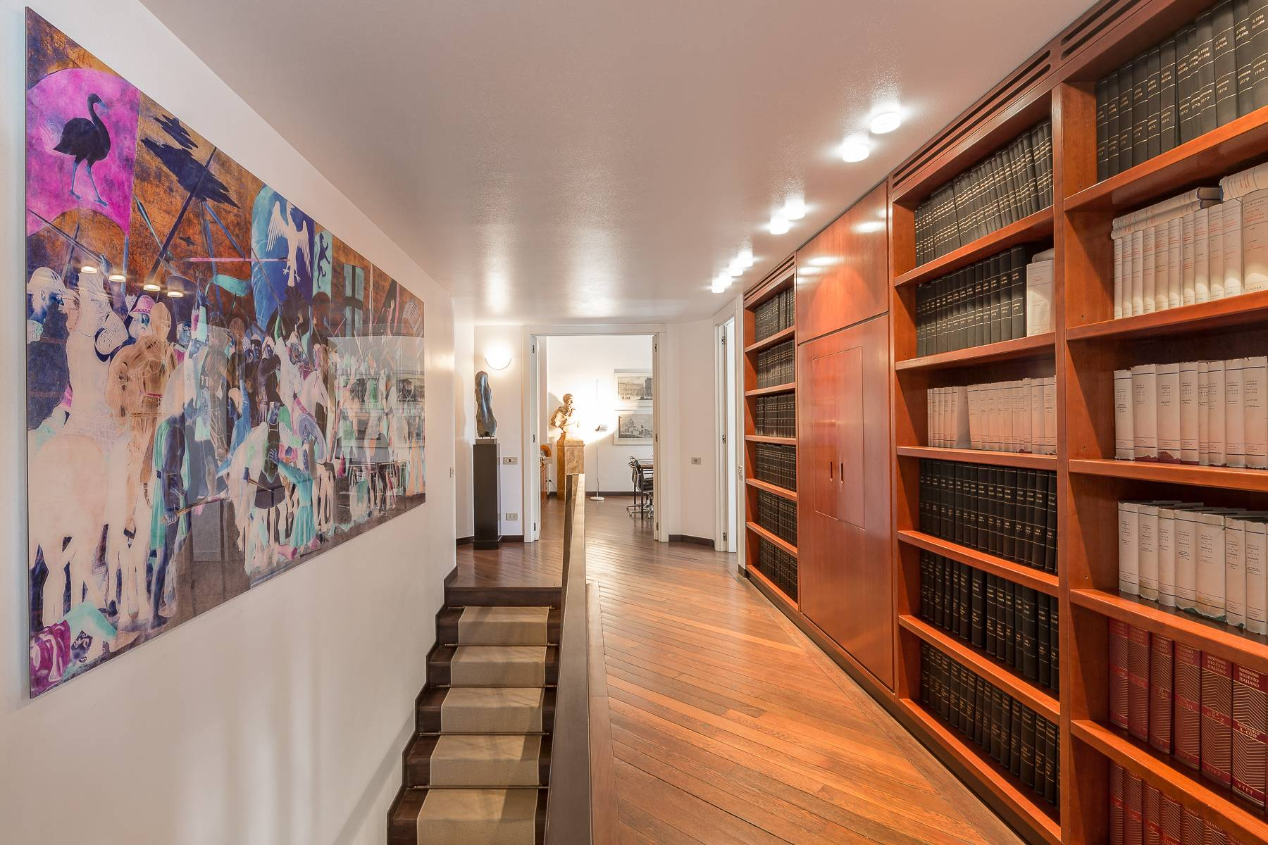 Appartamento in Vendita a Milano: 5 locali, 420 mq - Foto 2