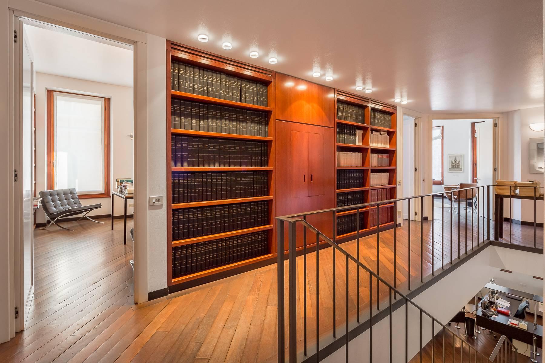 Appartamento in Vendita a Milano: 5 locali, 420 mq - Foto 12