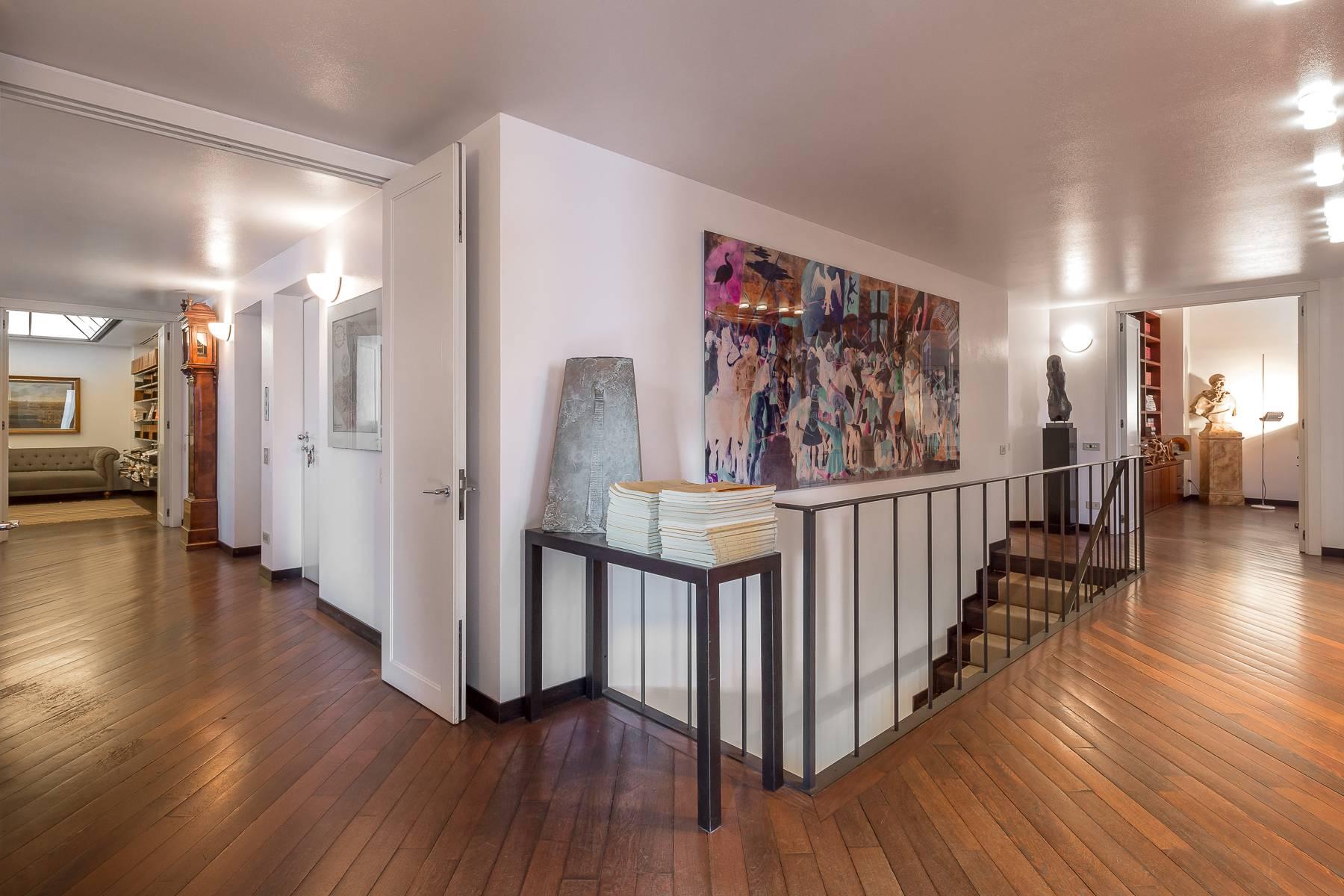 Appartamento in Vendita a Milano: 5 locali, 420 mq - Foto 11