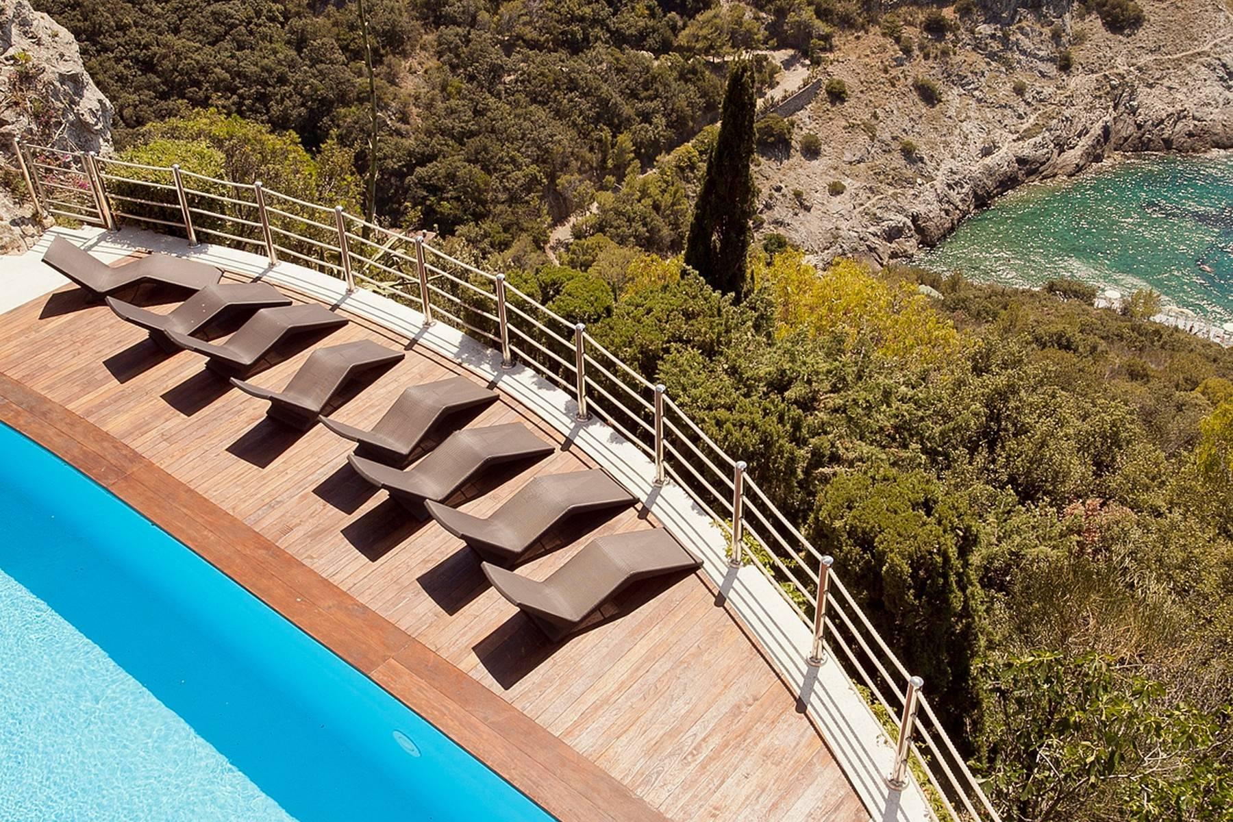 Villa in Vendita a Monte Argentario: 5 locali, 500 mq - Foto 9