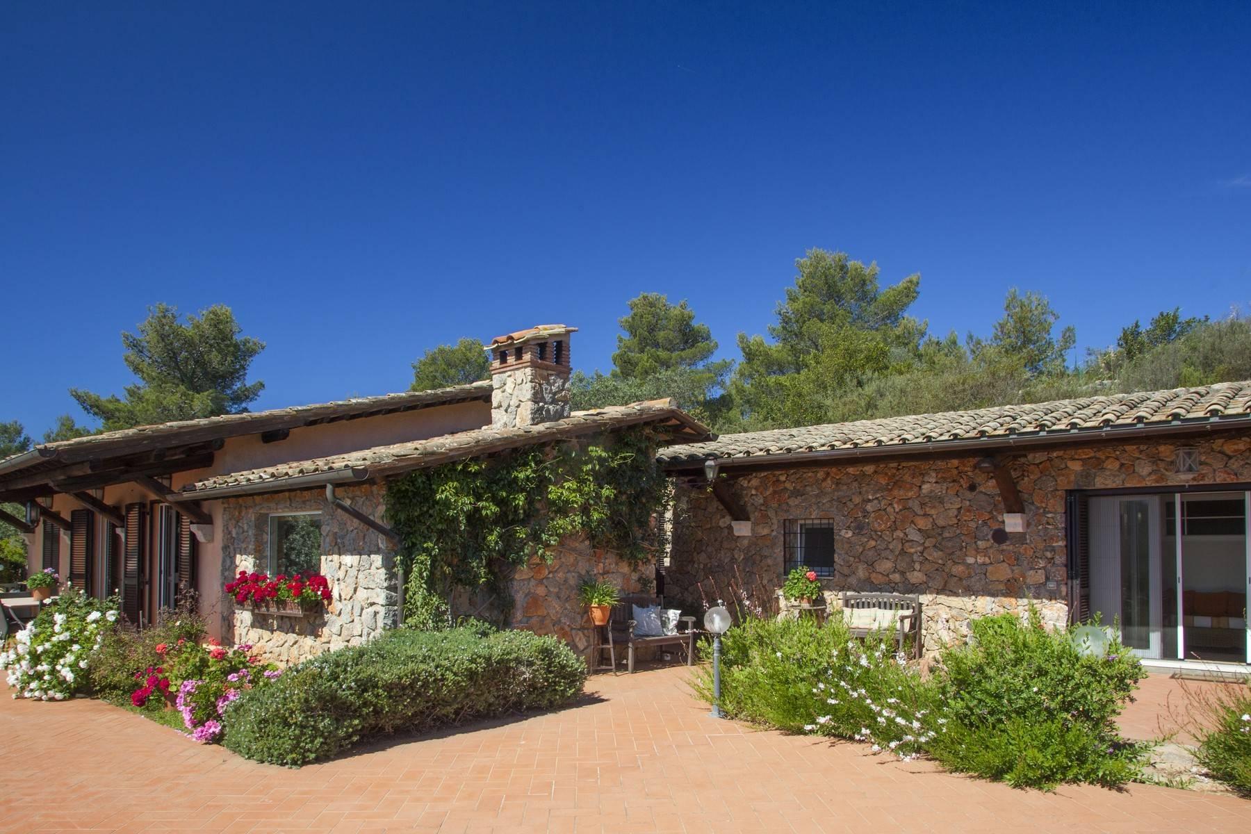 Villa in Vendita a Monte Argentario via dell'appetito