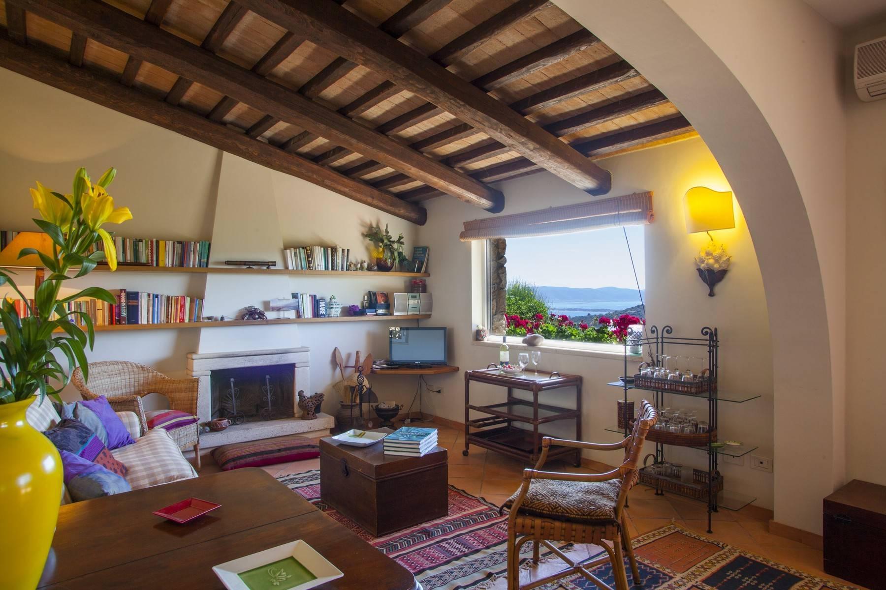 Villa in Vendita a Monte Argentario: 5 locali, 124 mq - Foto 10