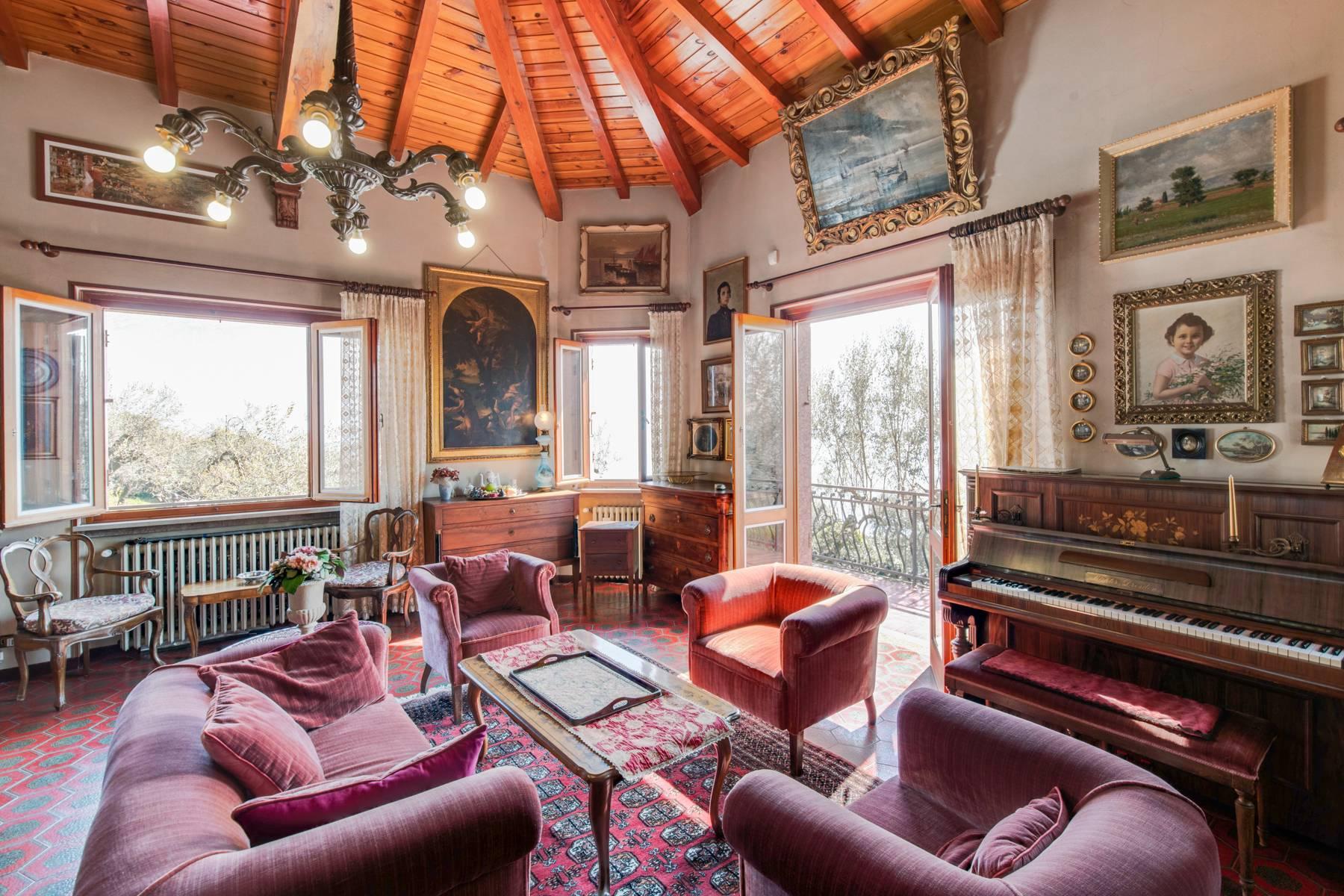 Villa in Vendita a Gargnano: 5 locali, 330 mq - Foto 4
