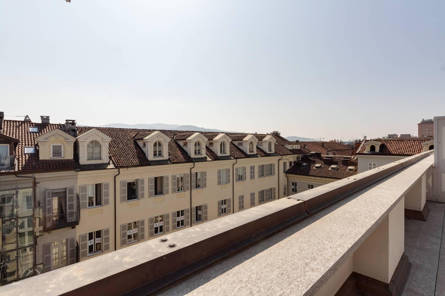 Attico in Vendita a Torino: 5 locali, 452 mq - Foto 11