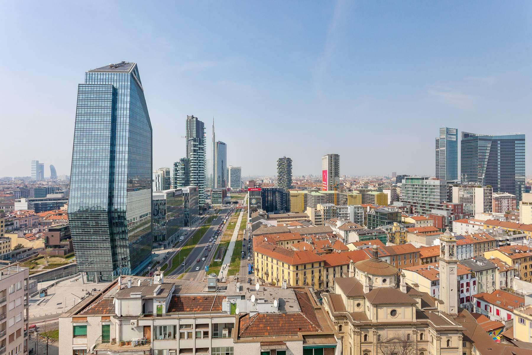 Attico in Vendita a Milano: 5 locali, 445 mq - Foto 8
