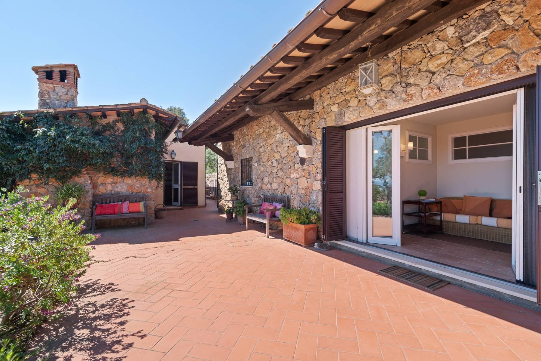 Villa in Vendita a Monte Argentario: 5 locali, 124 mq - Foto 23