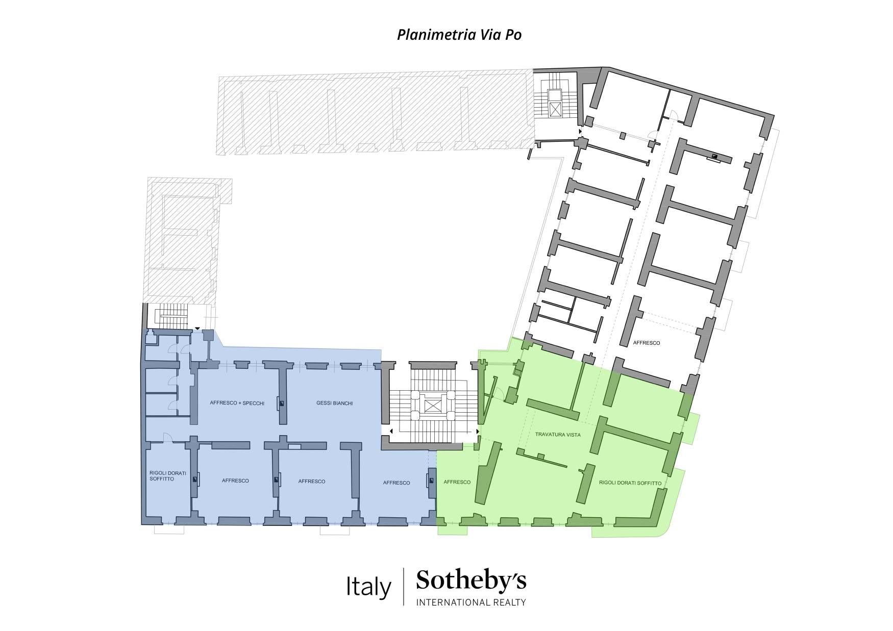 Ufficio-studio in Affitto a Torino: 5 locali, 620 mq - Foto 19