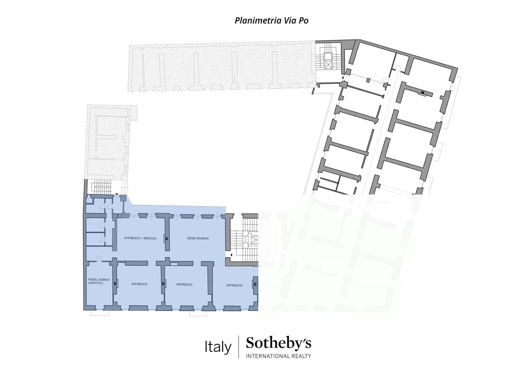 Ufficio-studio in Affitto a Torino: 5 locali, 337 mq - Foto 22