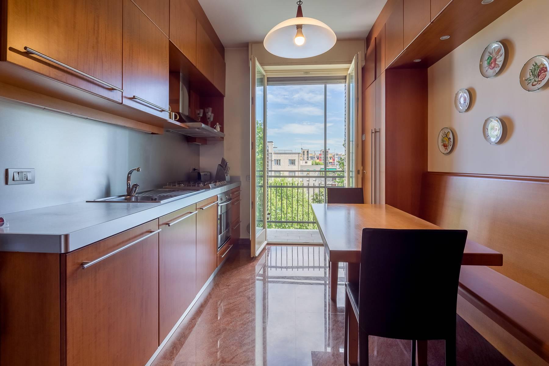 Appartamento in Affitto a Milano: 4 locali, 186 mq - Foto 10