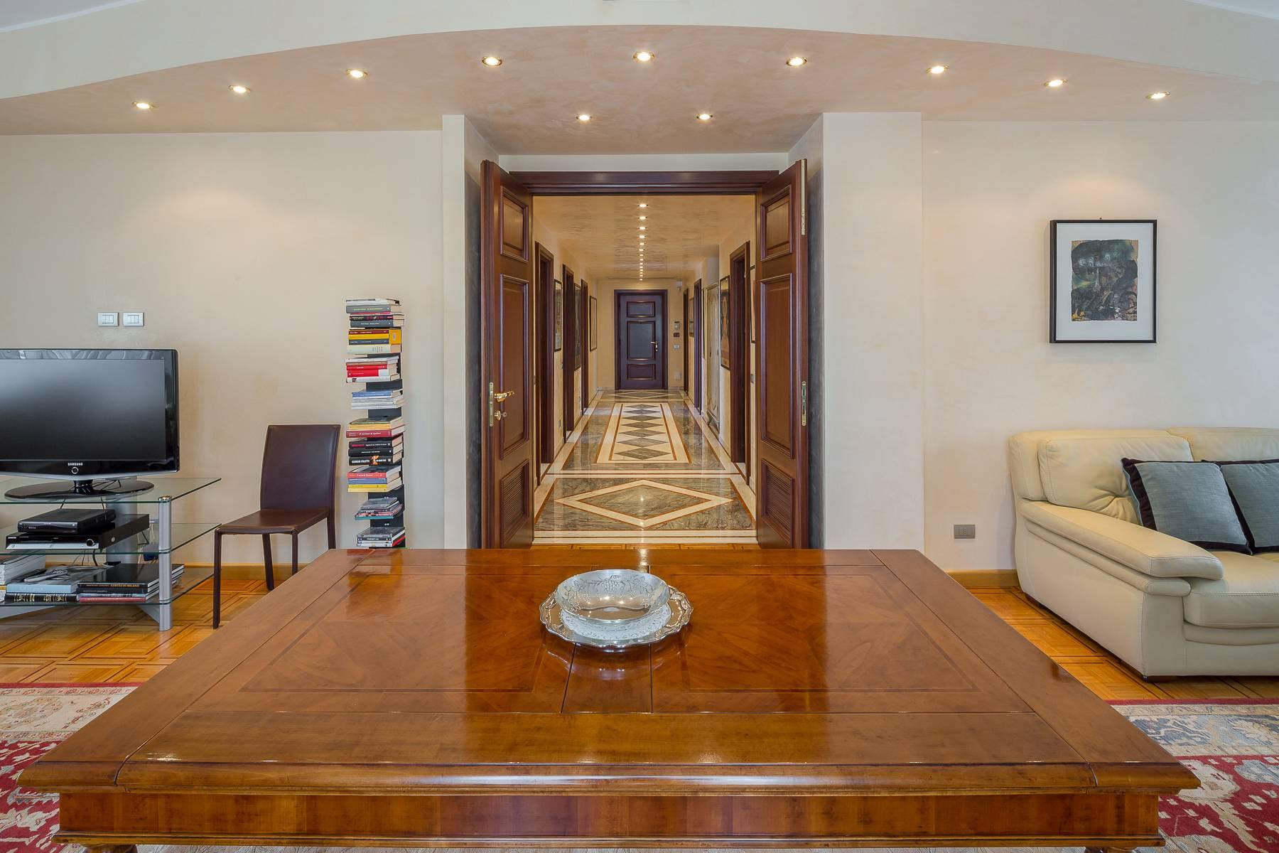Appartamento in Affitto a Milano: 4 locali, 186 mq - Foto 7