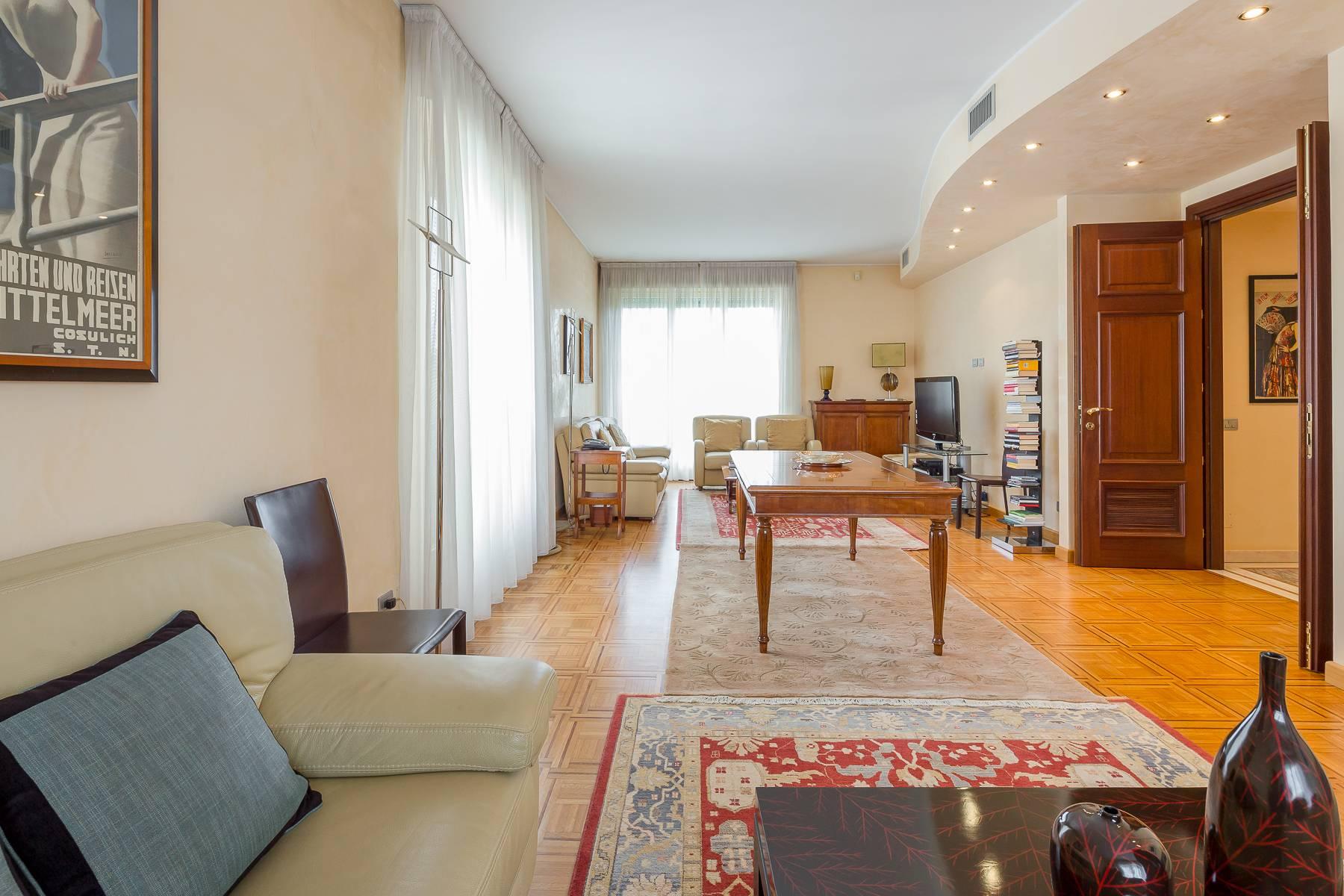 Appartamento in Affitto a Milano: 4 locali, 186 mq - Foto 8