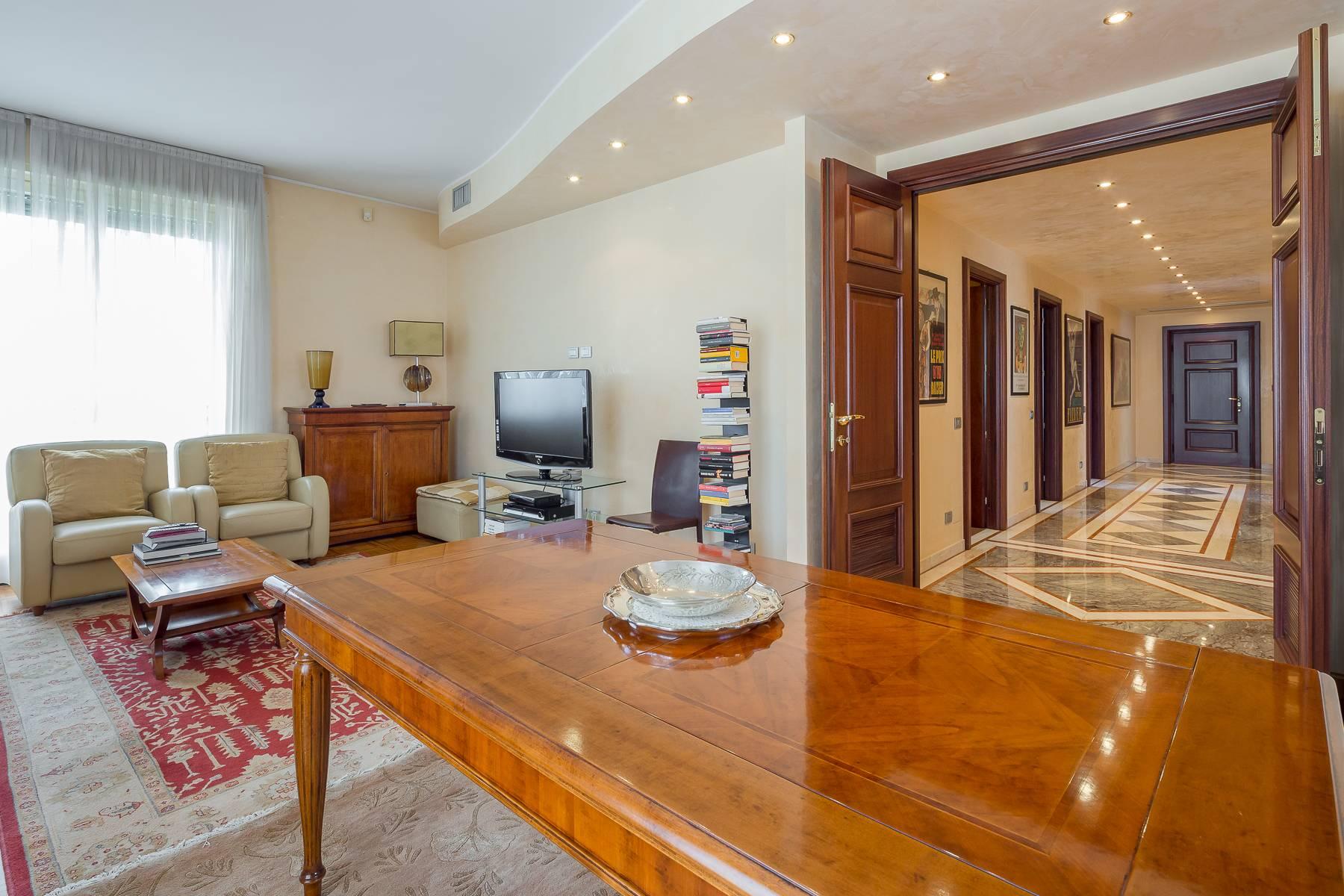 Appartamento in Affitto a Milano: 4 locali, 186 mq - Foto 6