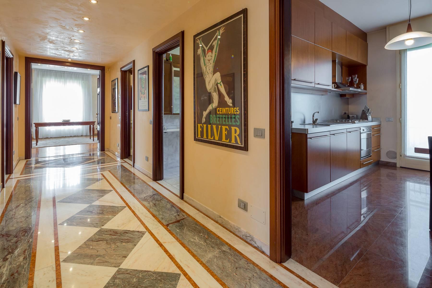 Appartamento in Affitto a Milano: 4 locali, 186 mq - Foto 13