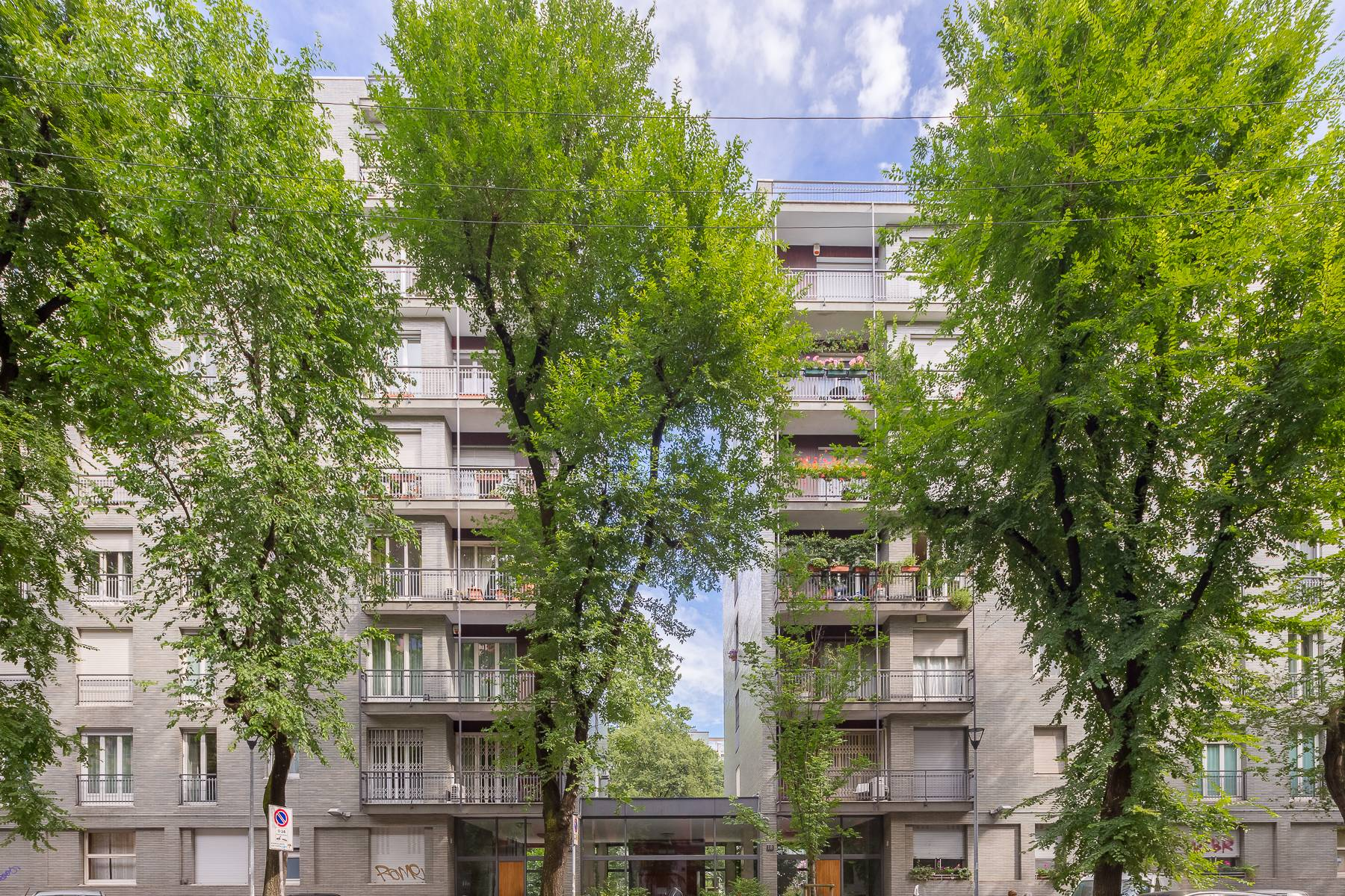 Appartamento in Affitto a Milano: 4 locali, 186 mq - Foto 28