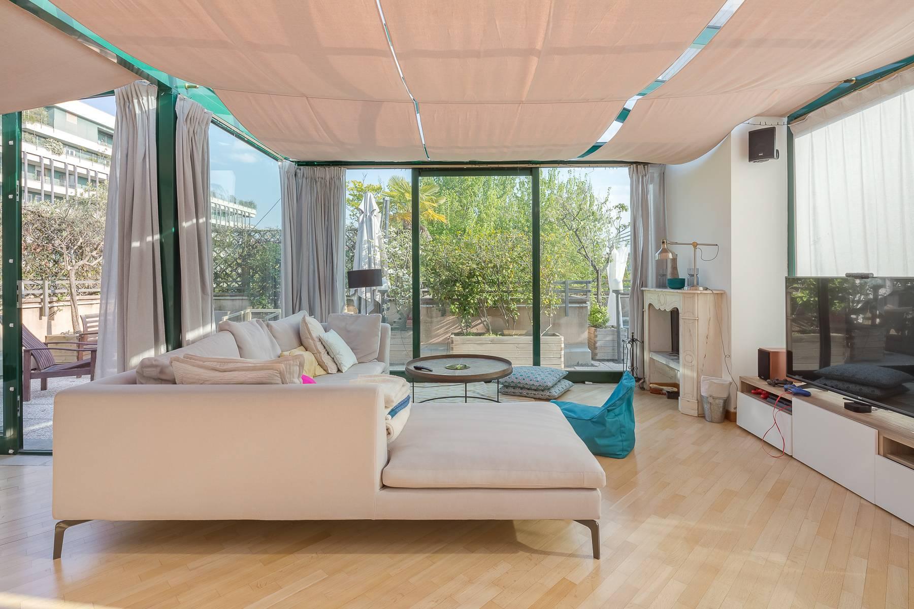 Appartamento in Vendita a Milano via patroclo