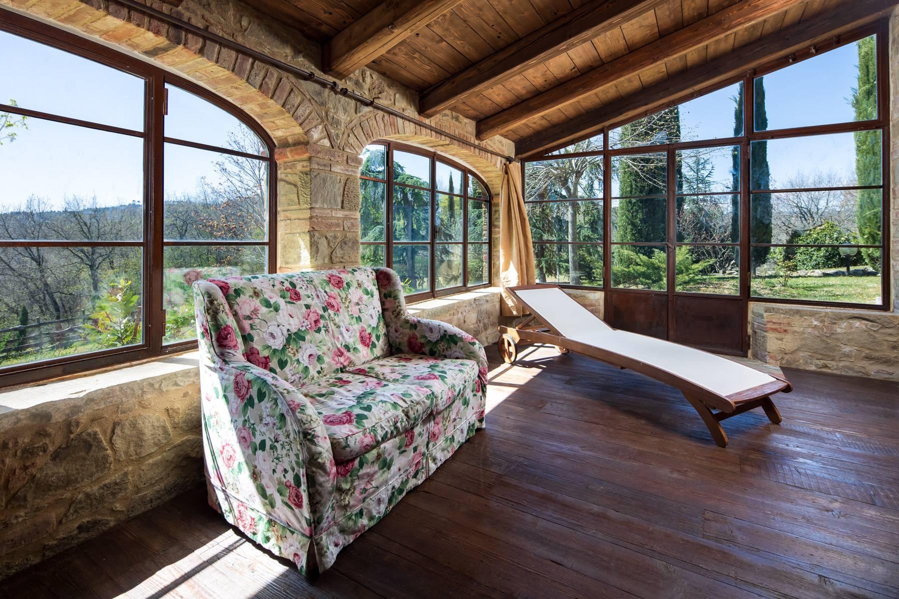 Rustico in Vendita a Monte San Savino: 5 locali, 307 mq - Foto 12