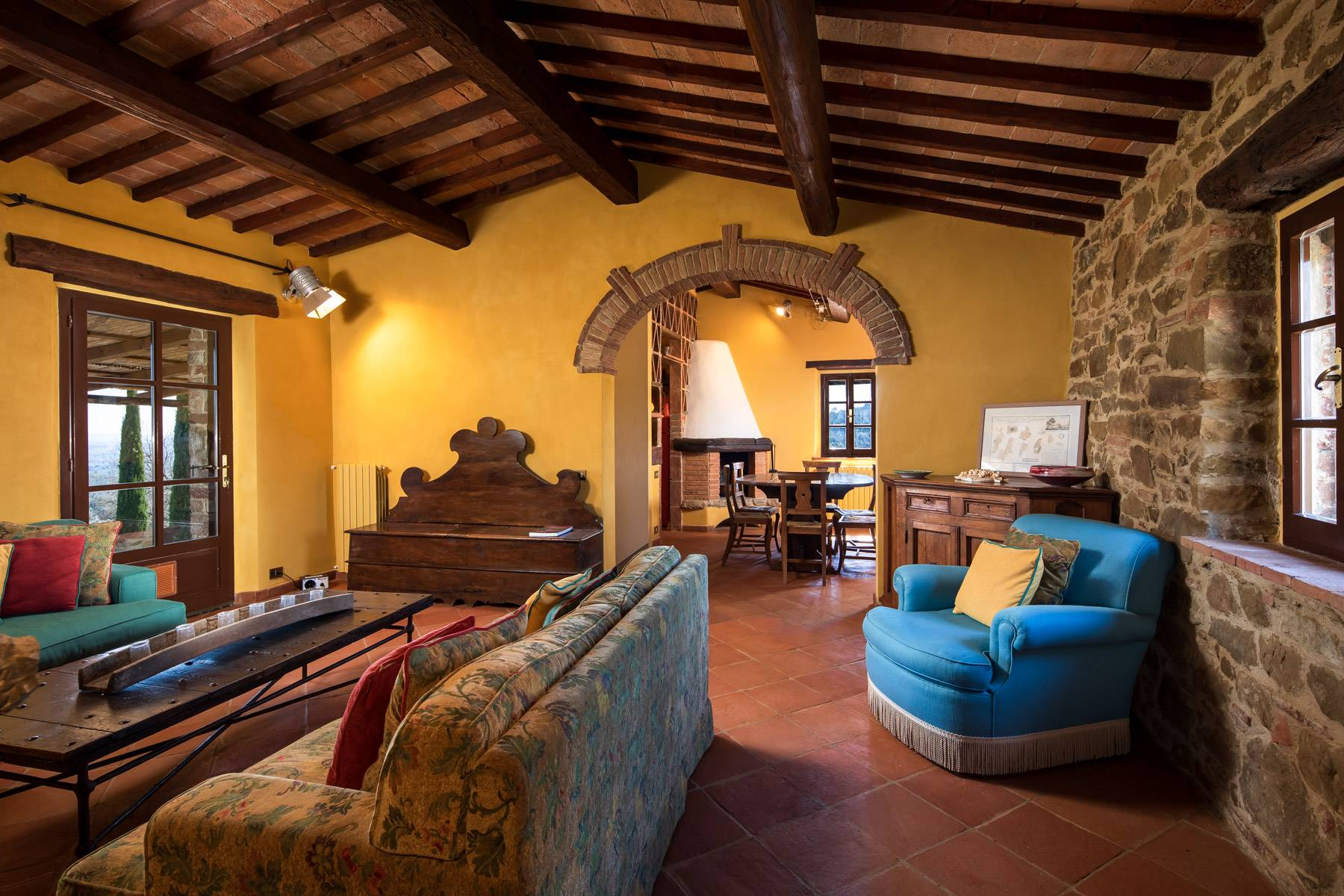 Rustico in Vendita a Monte San Savino: 5 locali, 307 mq - Foto 16