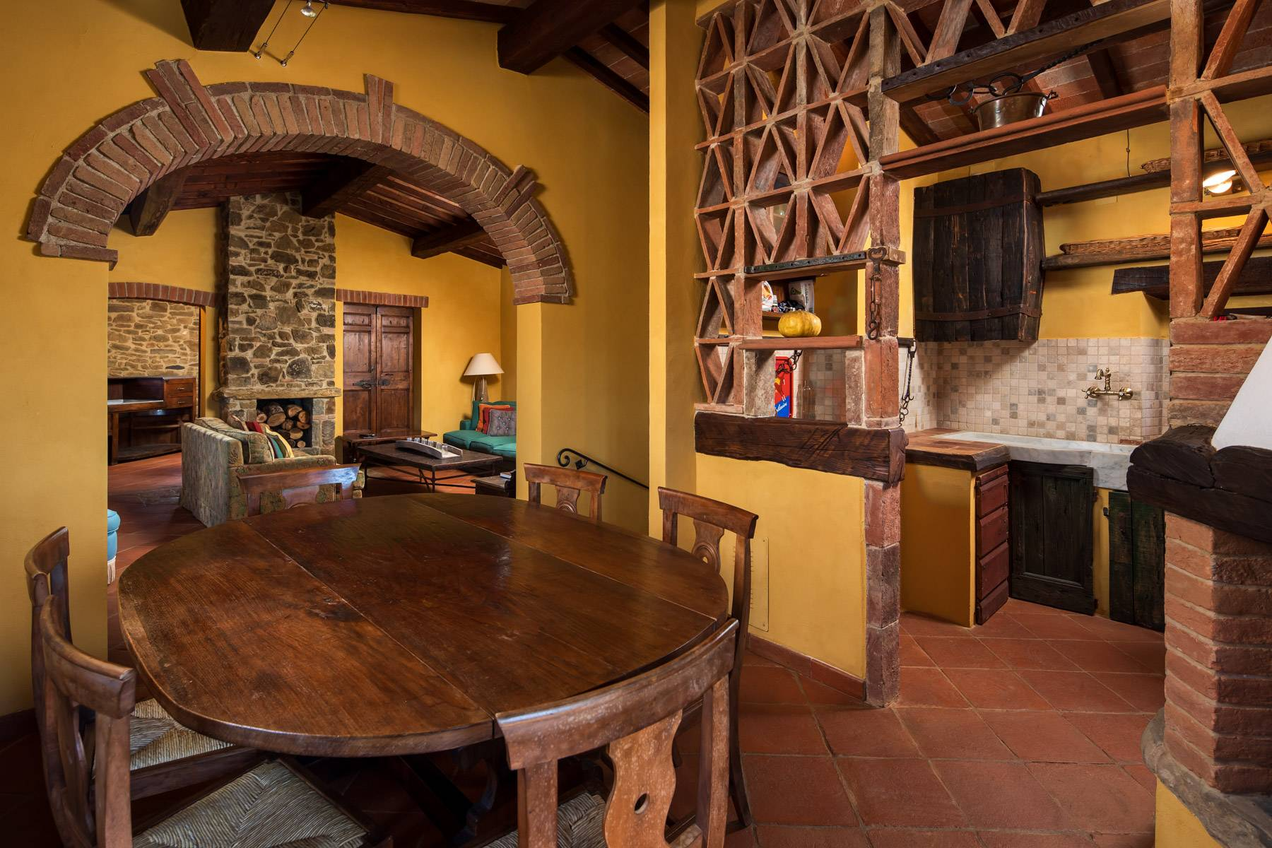 Rustico in Vendita a Monte San Savino: 5 locali, 307 mq - Foto 8