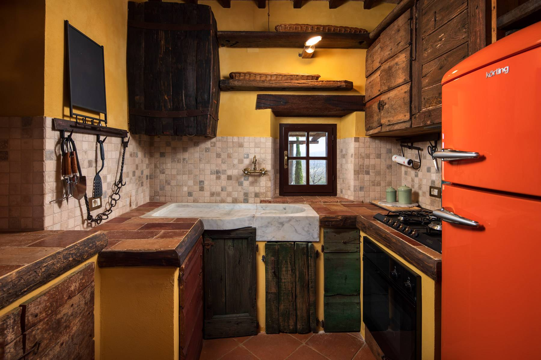 Rustico in Vendita a Monte San Savino: 5 locali, 307 mq - Foto 9