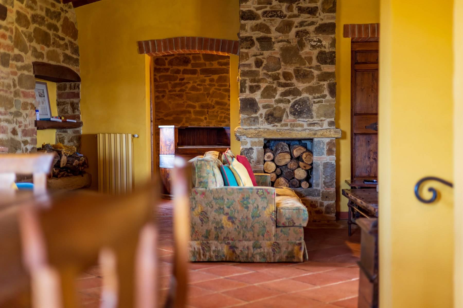 Rustico in Vendita a Monte San Savino: 5 locali, 307 mq - Foto 17