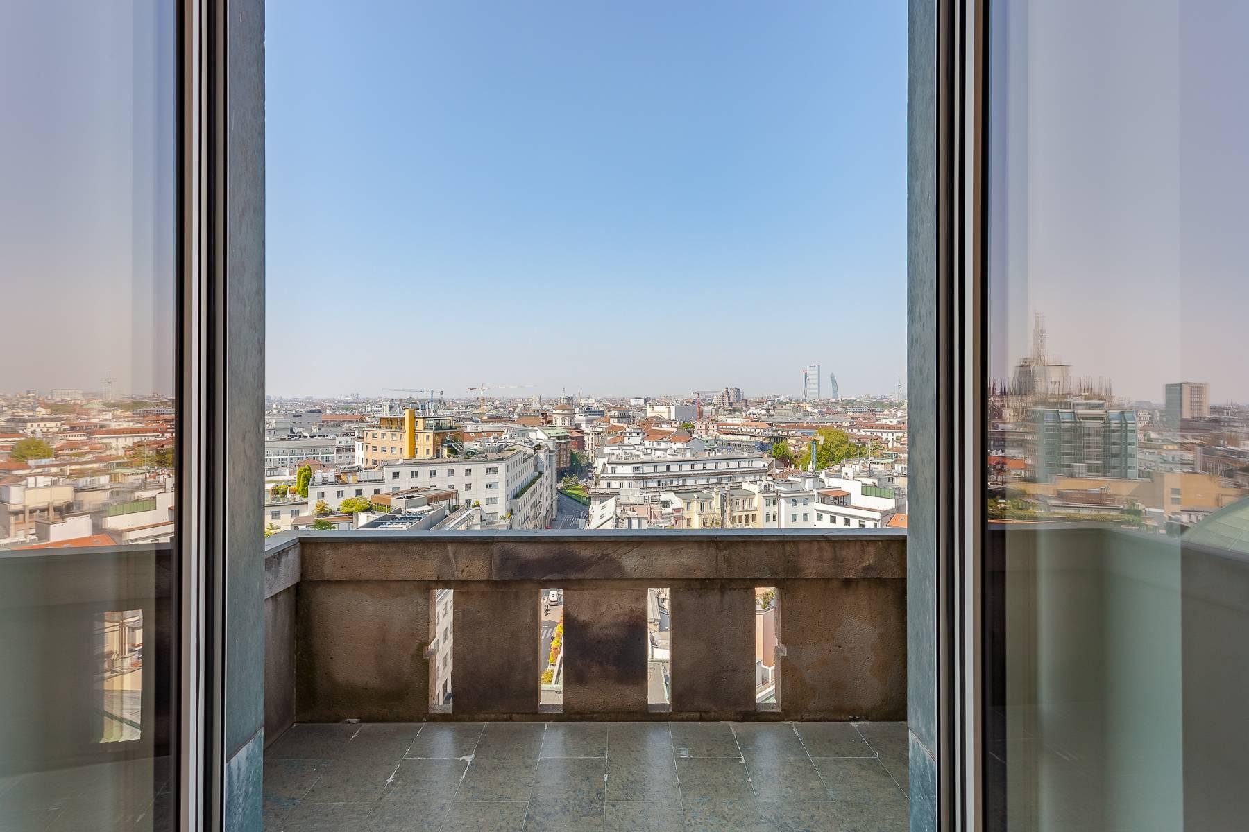 Appartamento in Affitto a Milano corso giacomo matteotti
